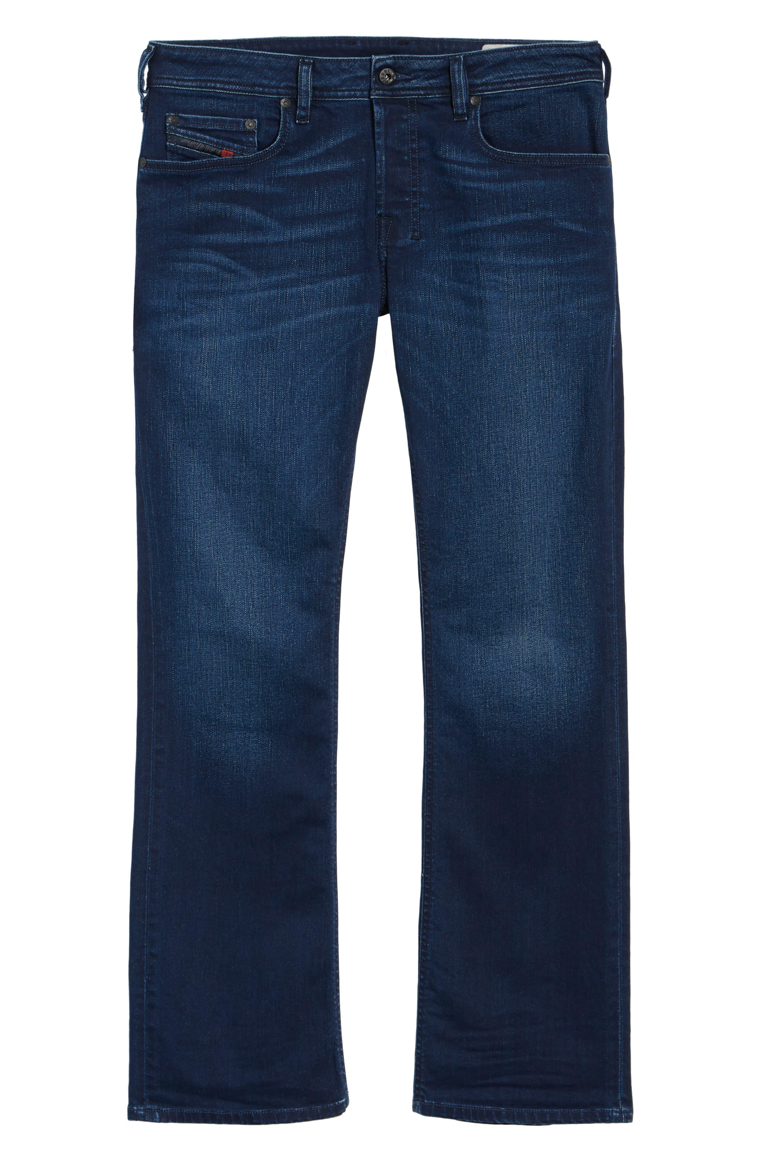 Zatiny Bootcut Jeans,                             Alternate thumbnail 6, color,                             84Hj