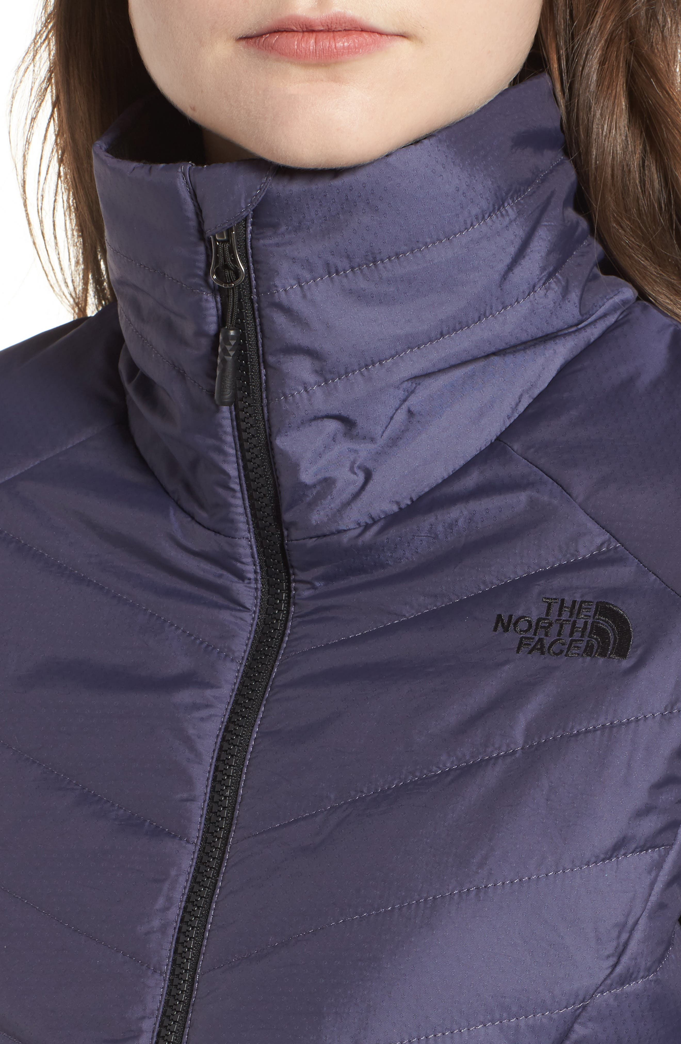 Moonlight Heatseeker Insulated Jacket,                             Alternate thumbnail 4, color,                             Greystone Blue