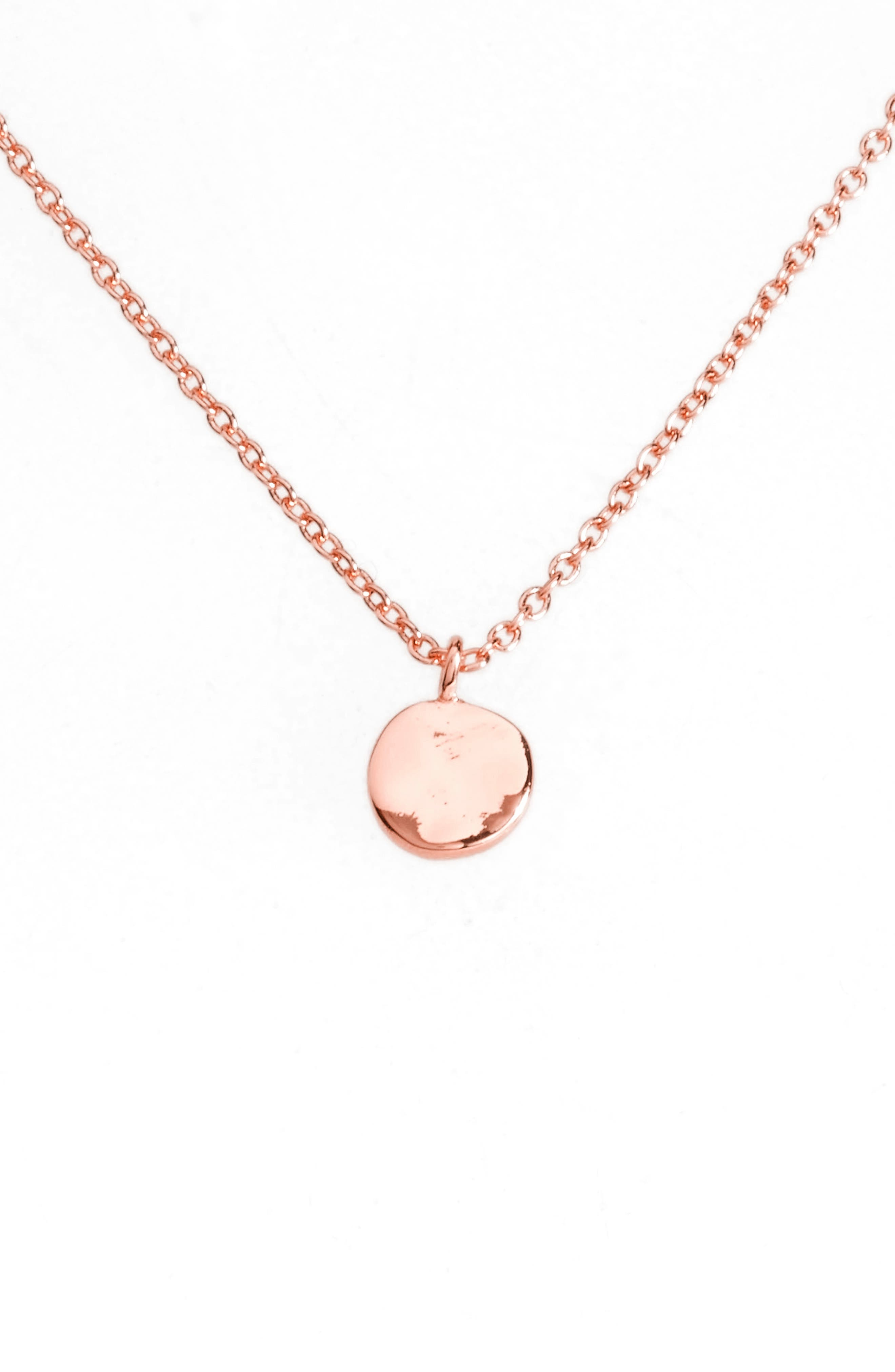 gorjana Chloe Small Pendant Necklace