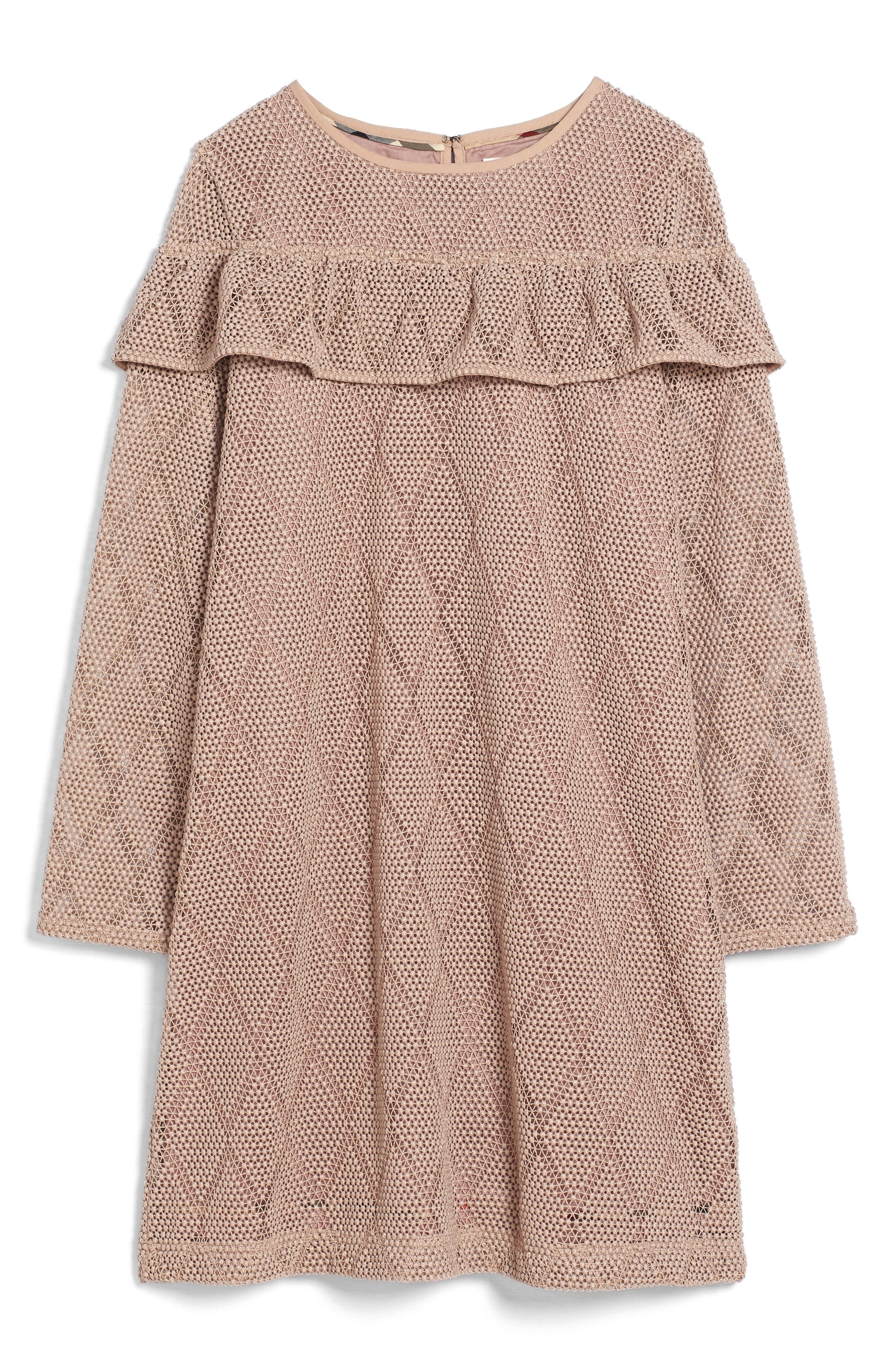 Burberry Sabrina Lace Dress (Little Girls & Big Girls)
