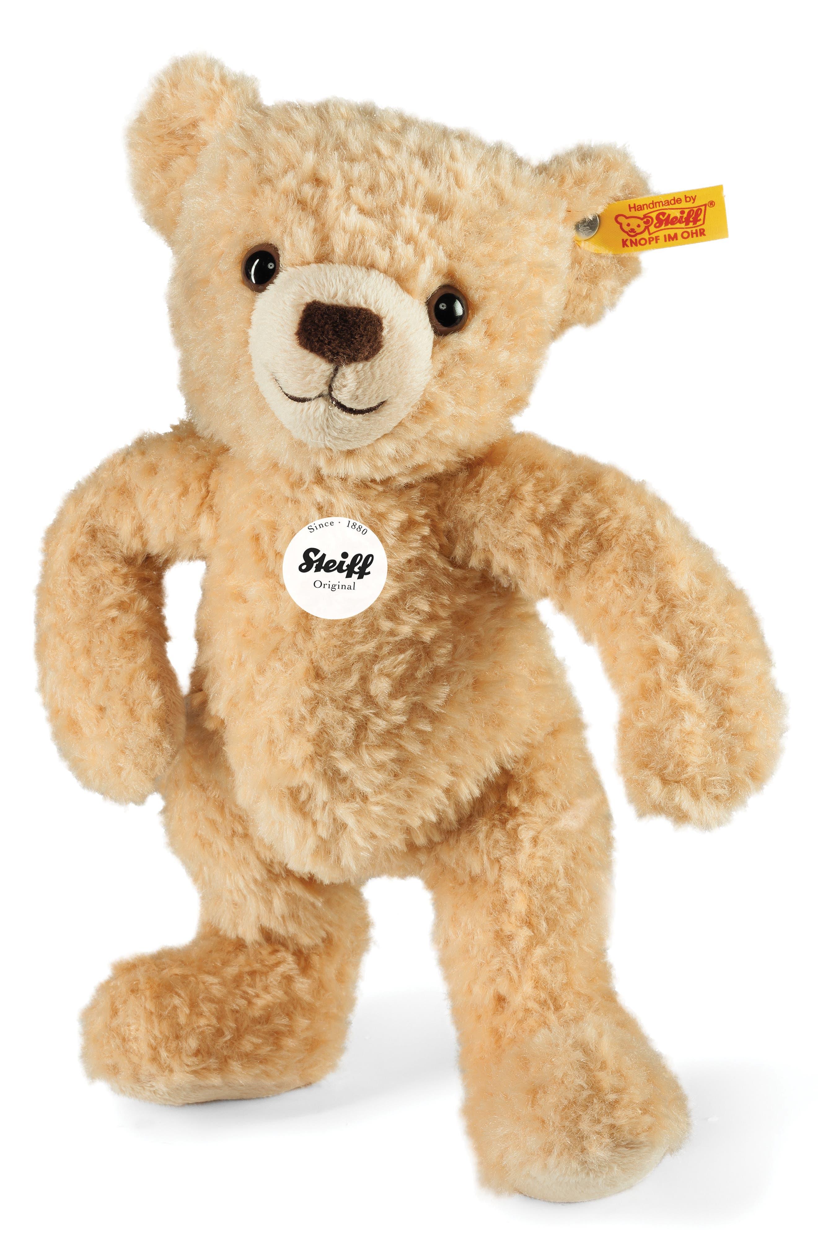 Kim Teddy Bear,                         Main,                         color, Beige