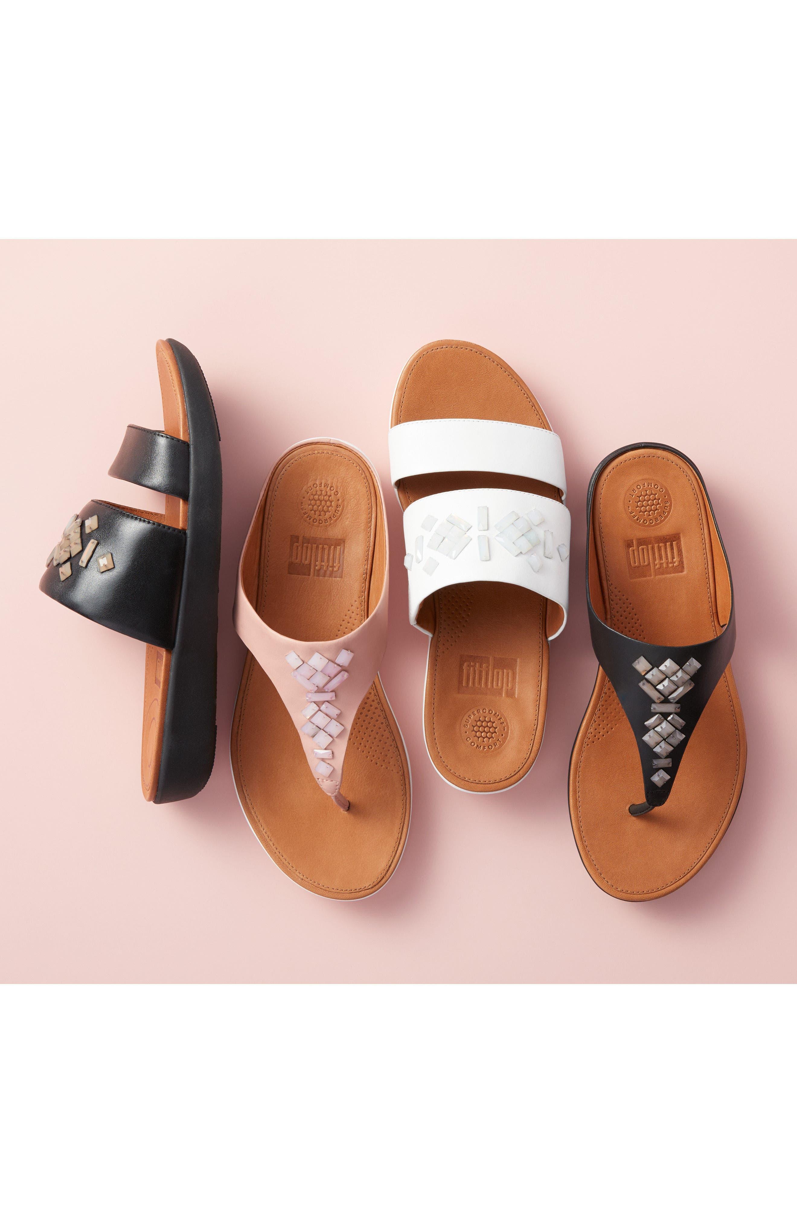 Alternate Image 7  - FitFlop Delta Slide Sandal (Women)
