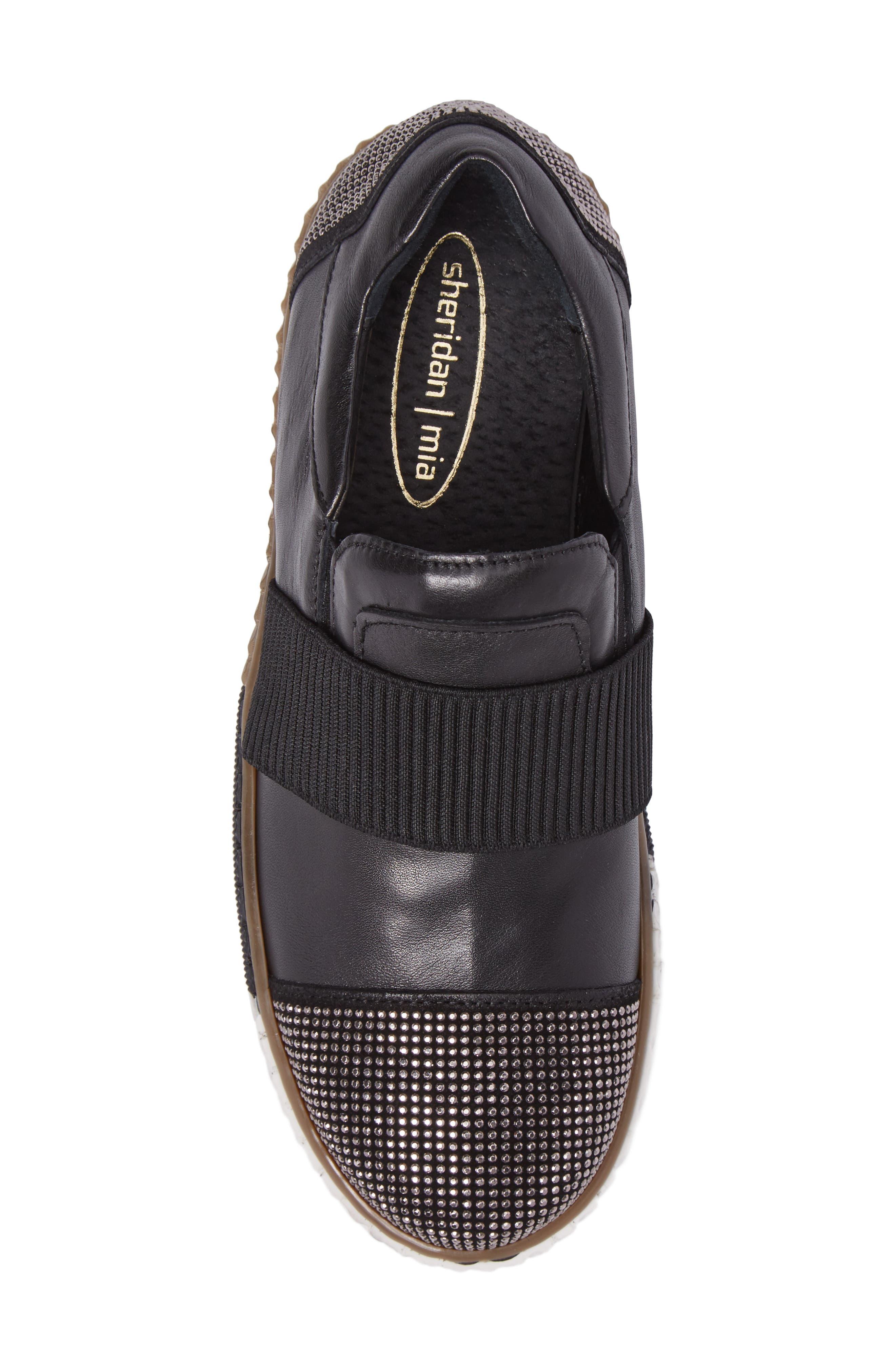 Alternate Image 5  - Sheridan Mia Vibe Slip-On Sneaker (Women)