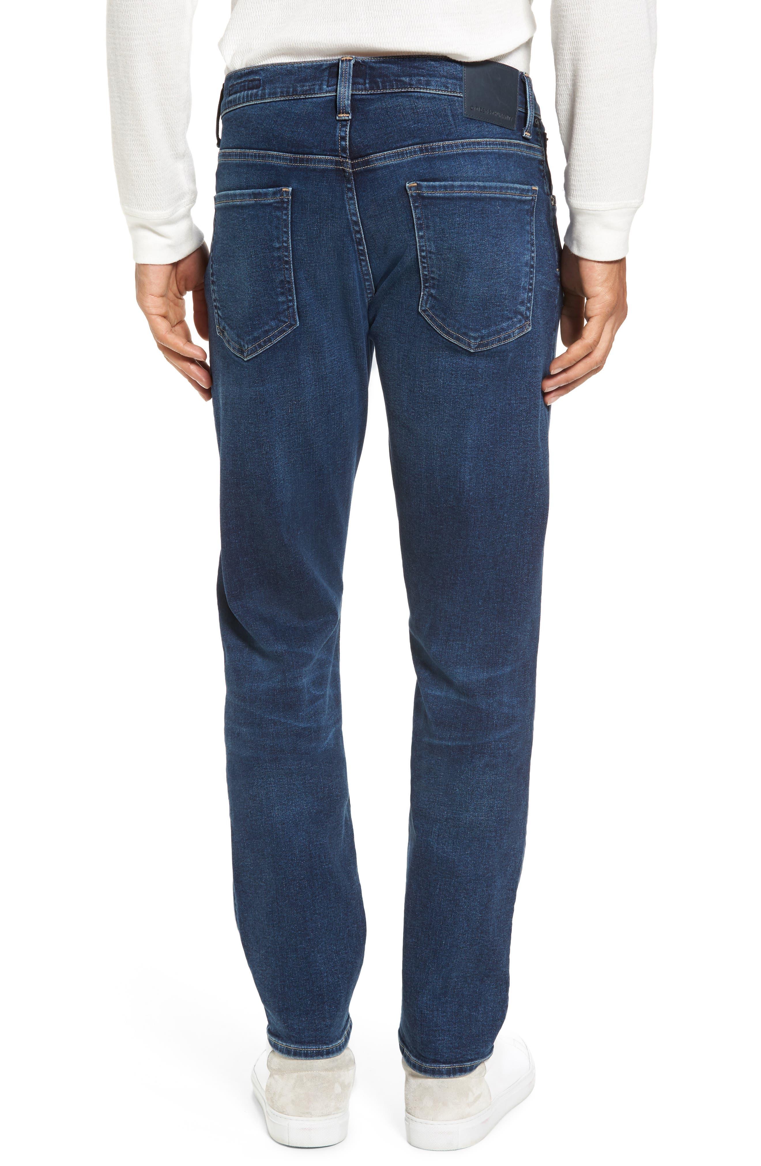 PERFORM - Gage Slim Straight Leg Jeans,                             Alternate thumbnail 2, color,                             Turner