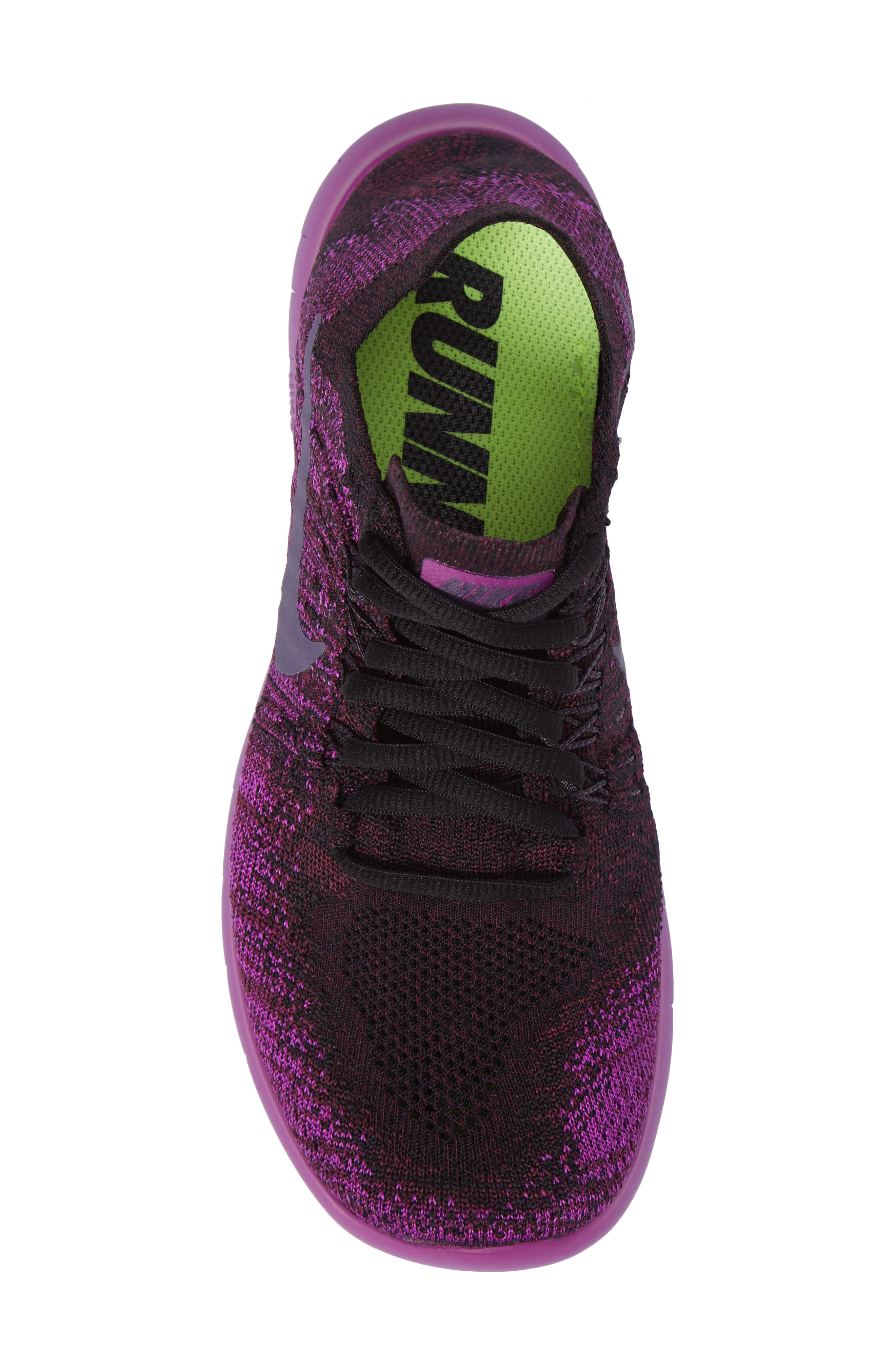 Alternate Image 5  - Nike Free Run Flyknit 2 Running Shoe (Women)