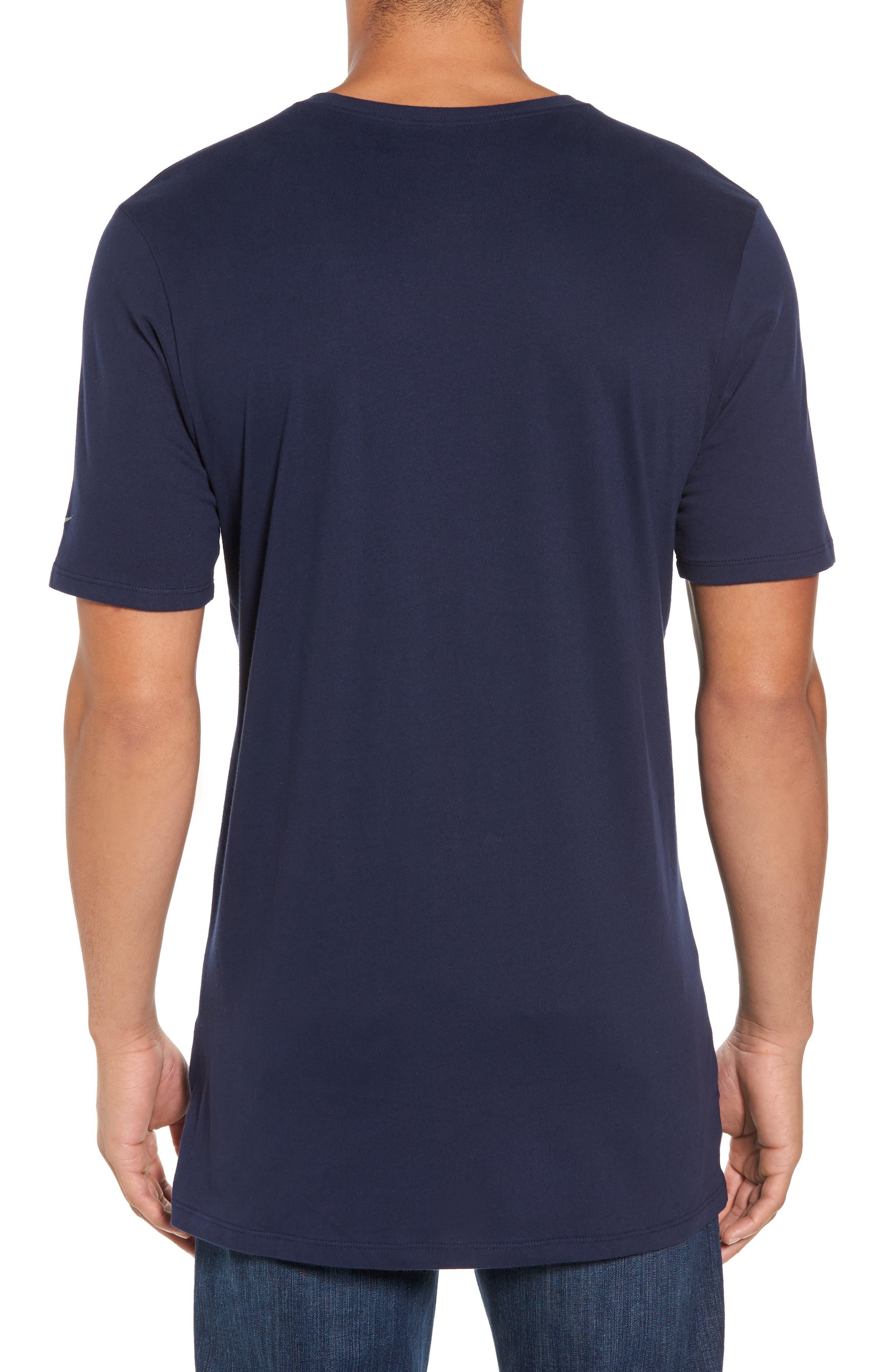 Alternate Image 2  - Nike NFL Team Graphic T-Shirt