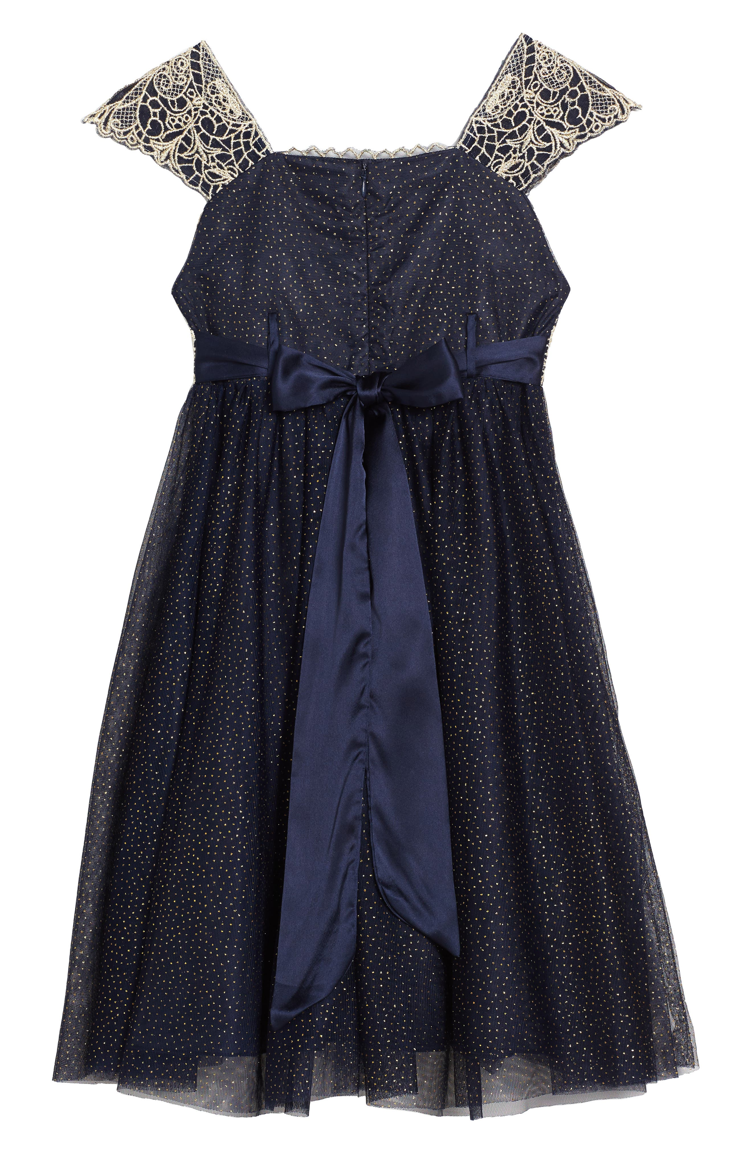 Alternate Image 2  - Dorissa Belinda Dress (Toddler Girls, Little Girls & Big Girls)
