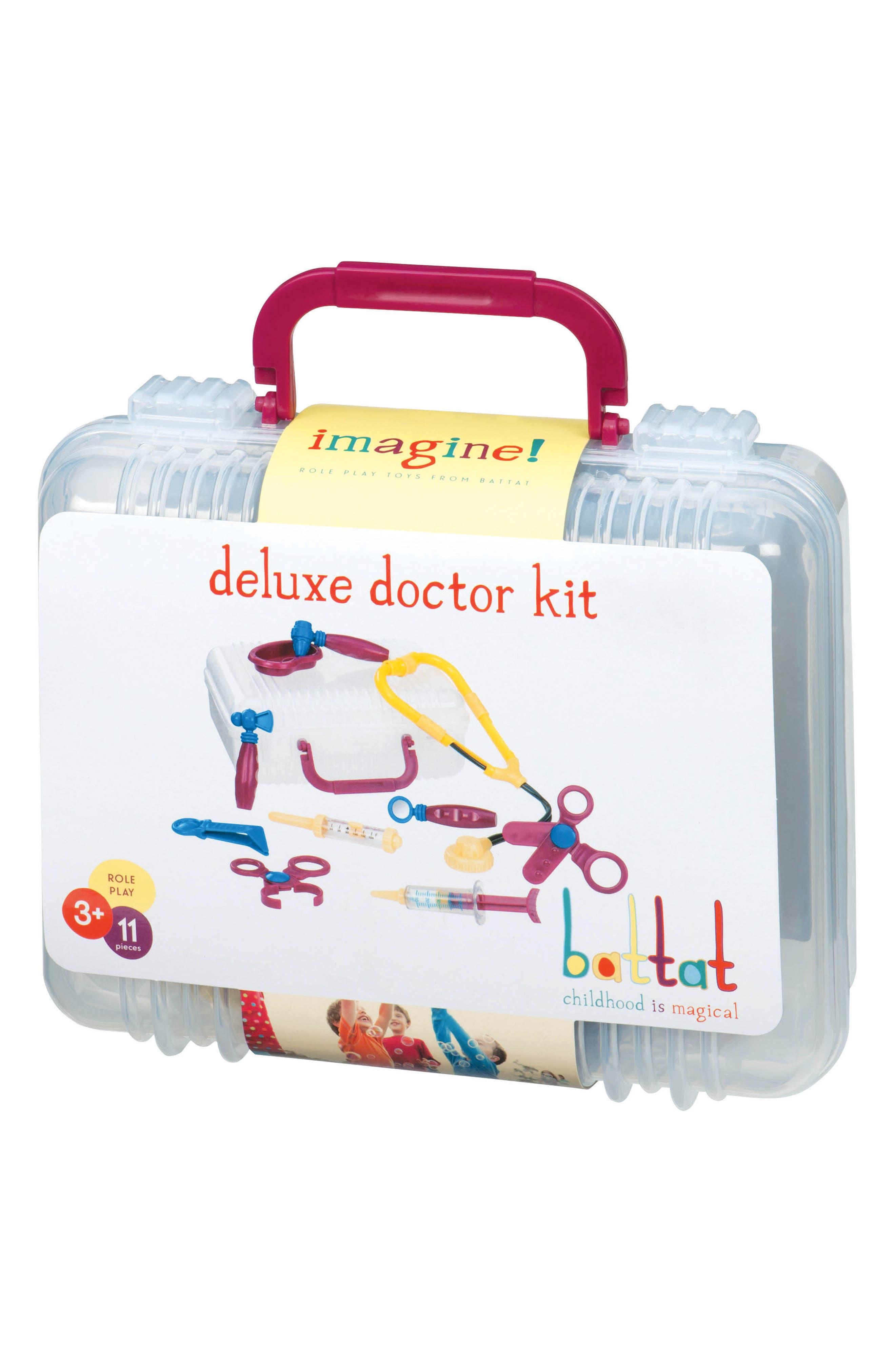 Toysmith Battat Deluxe Doctor Kit