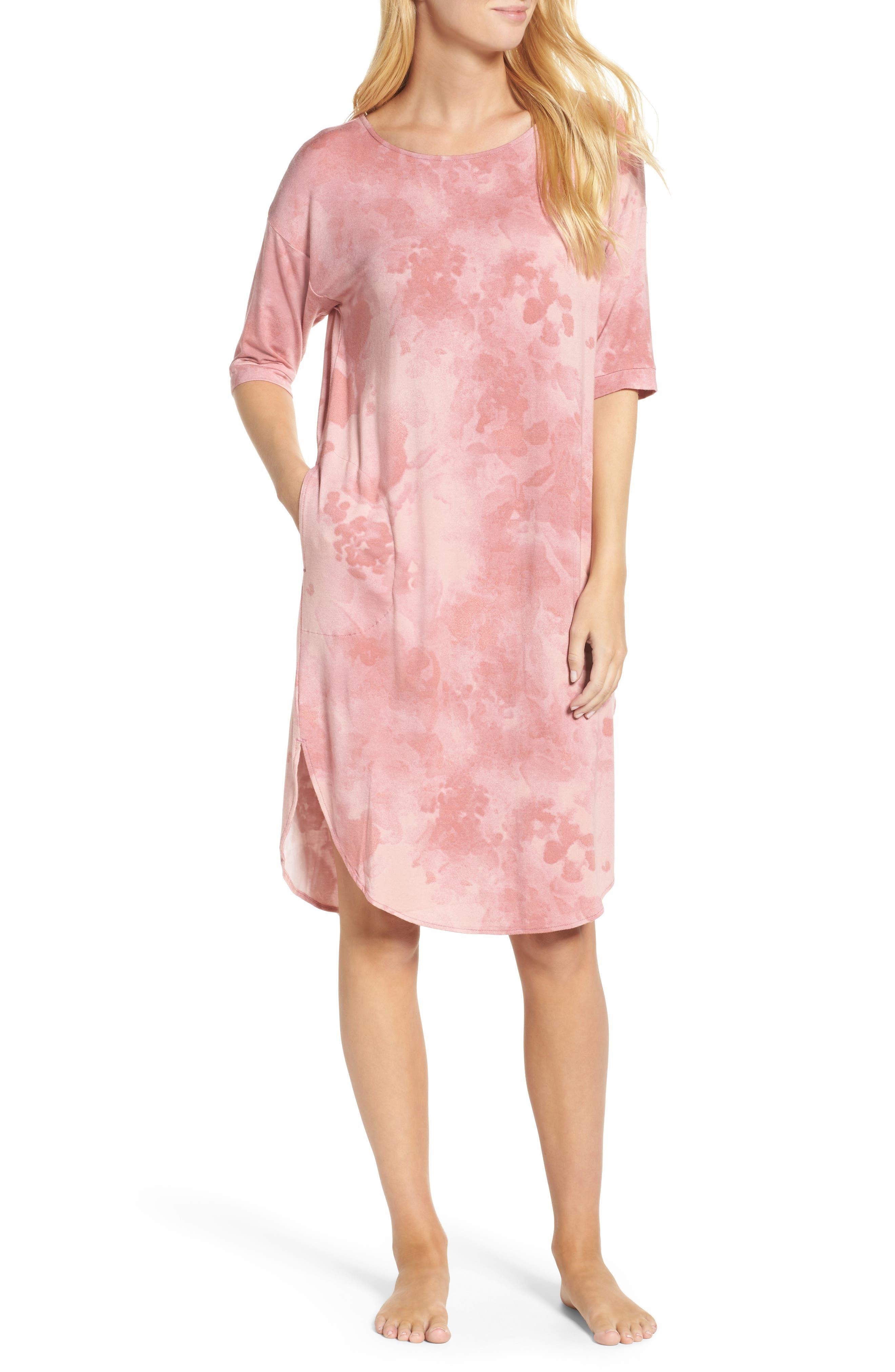 DKNY Jersey Sleep Shirt