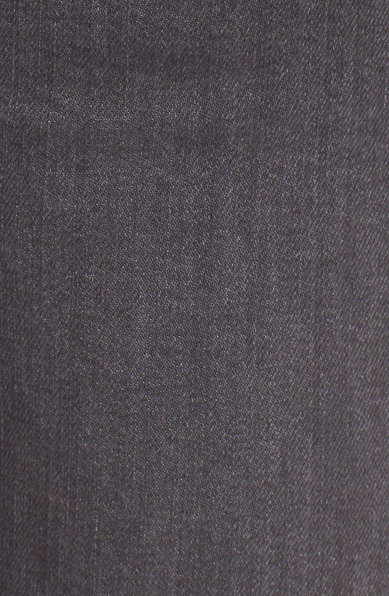 Ava Skinny Jeans,                             Alternate thumbnail 5, color,                             Overcast