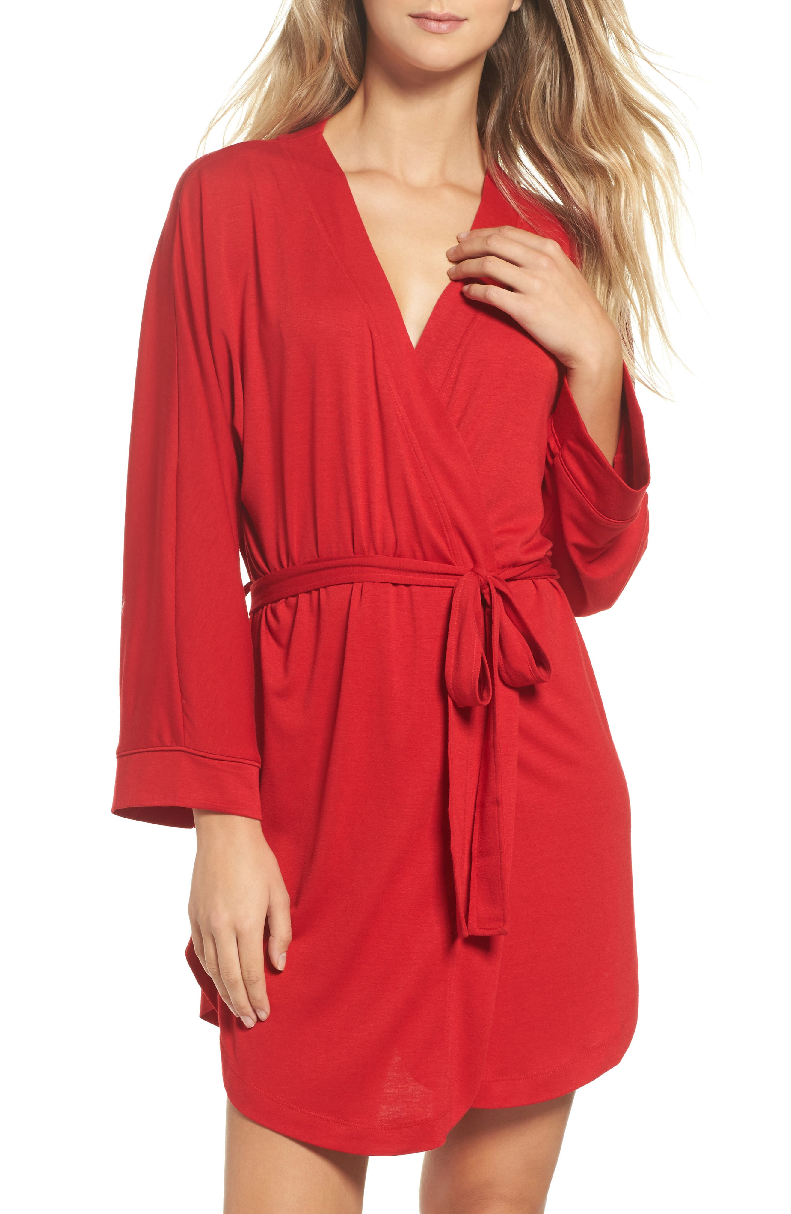 Main Image - Honeydew Intimates Jersey Robe (2 for $60)