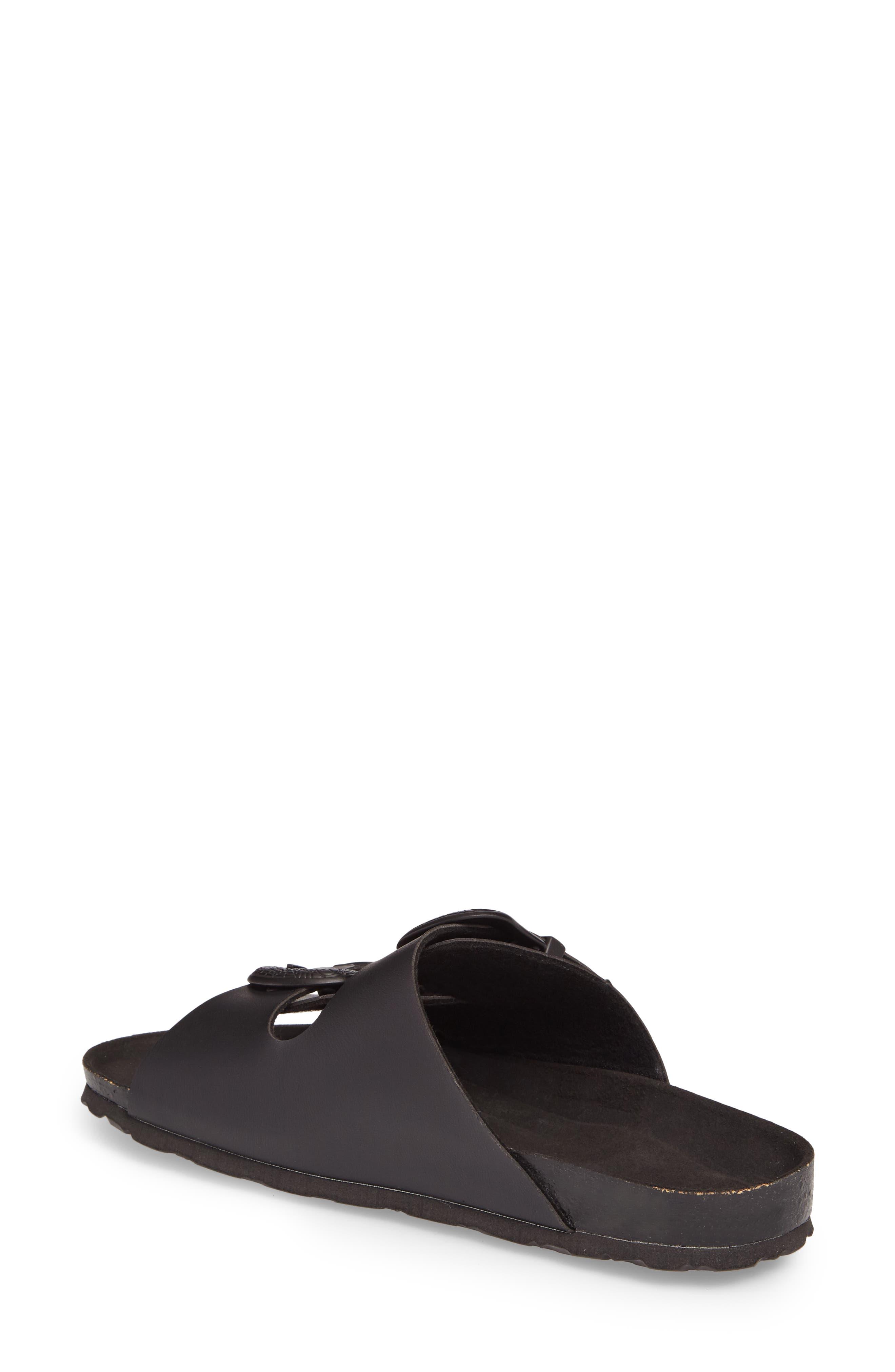 Alternate Image 2  - Topshop Studded Slide Sandal (Women)