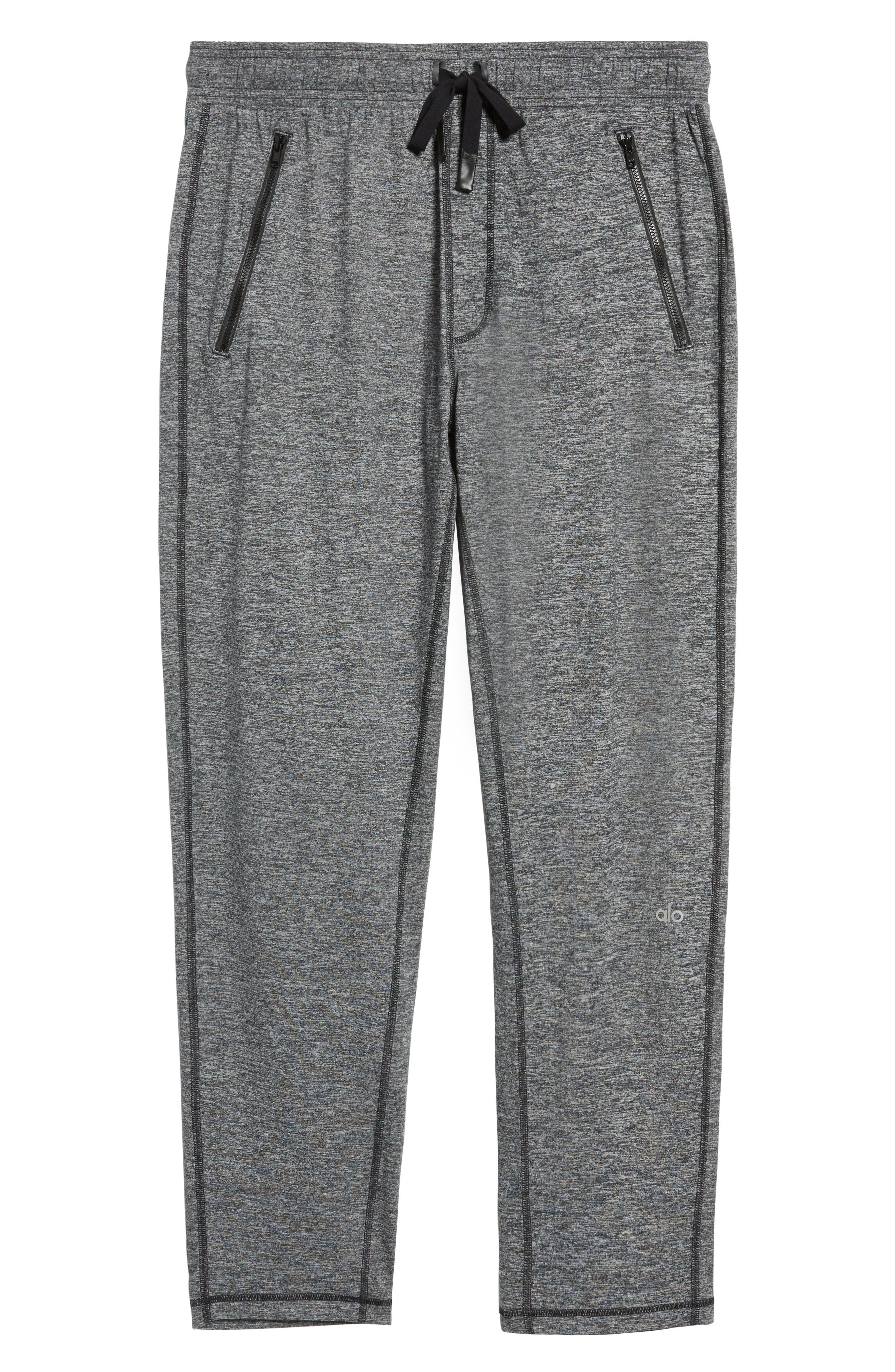 Renew Relaxed Lounge Pants,                             Alternate thumbnail 6, color,                             Grey Marl