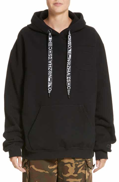 Proenza Schouler PSWL Graphic Drawstring Hoodie