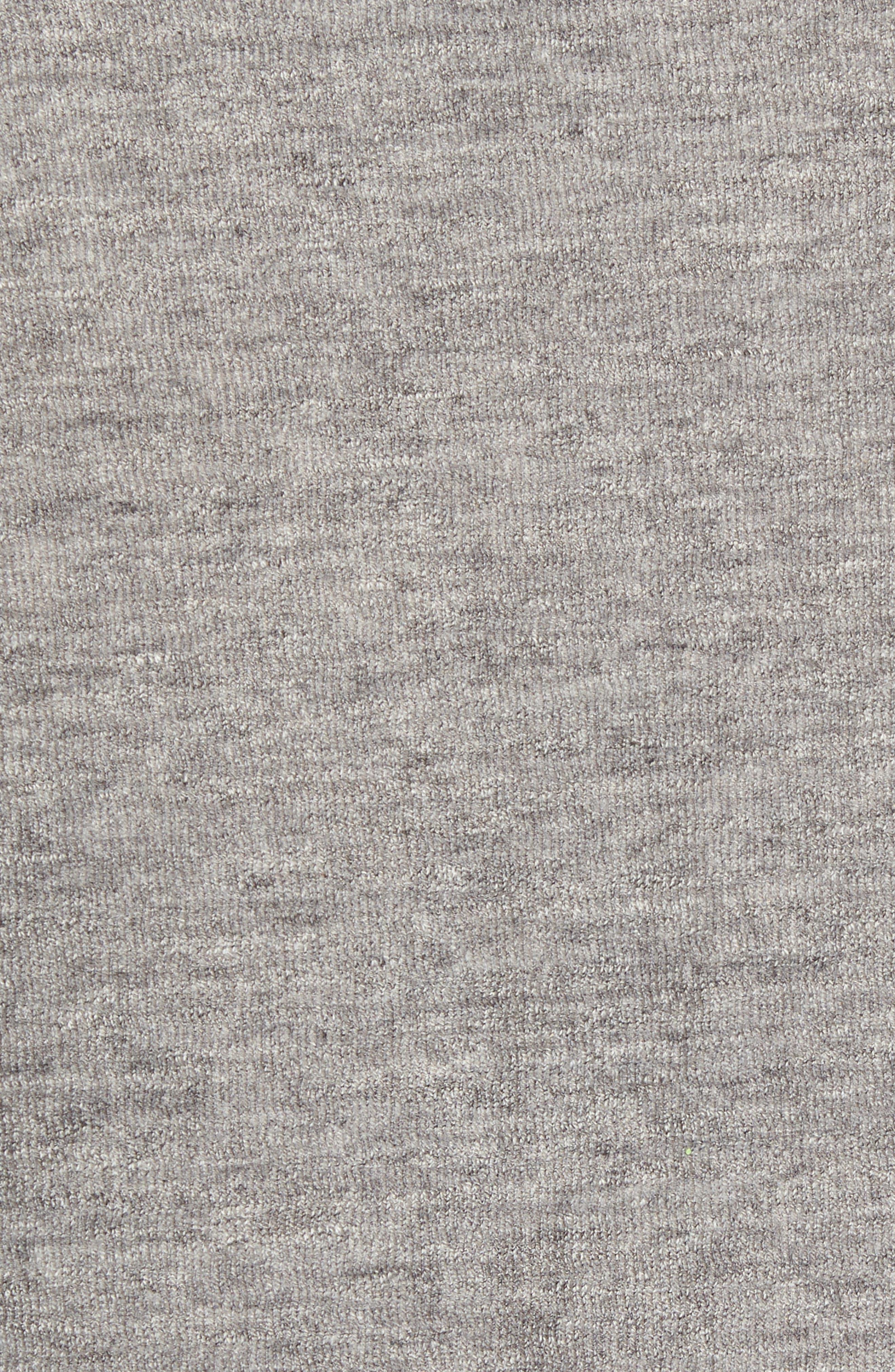 Jensen Double Cloth Crewneck Shirt,                             Alternate thumbnail 5, color,                             Grey