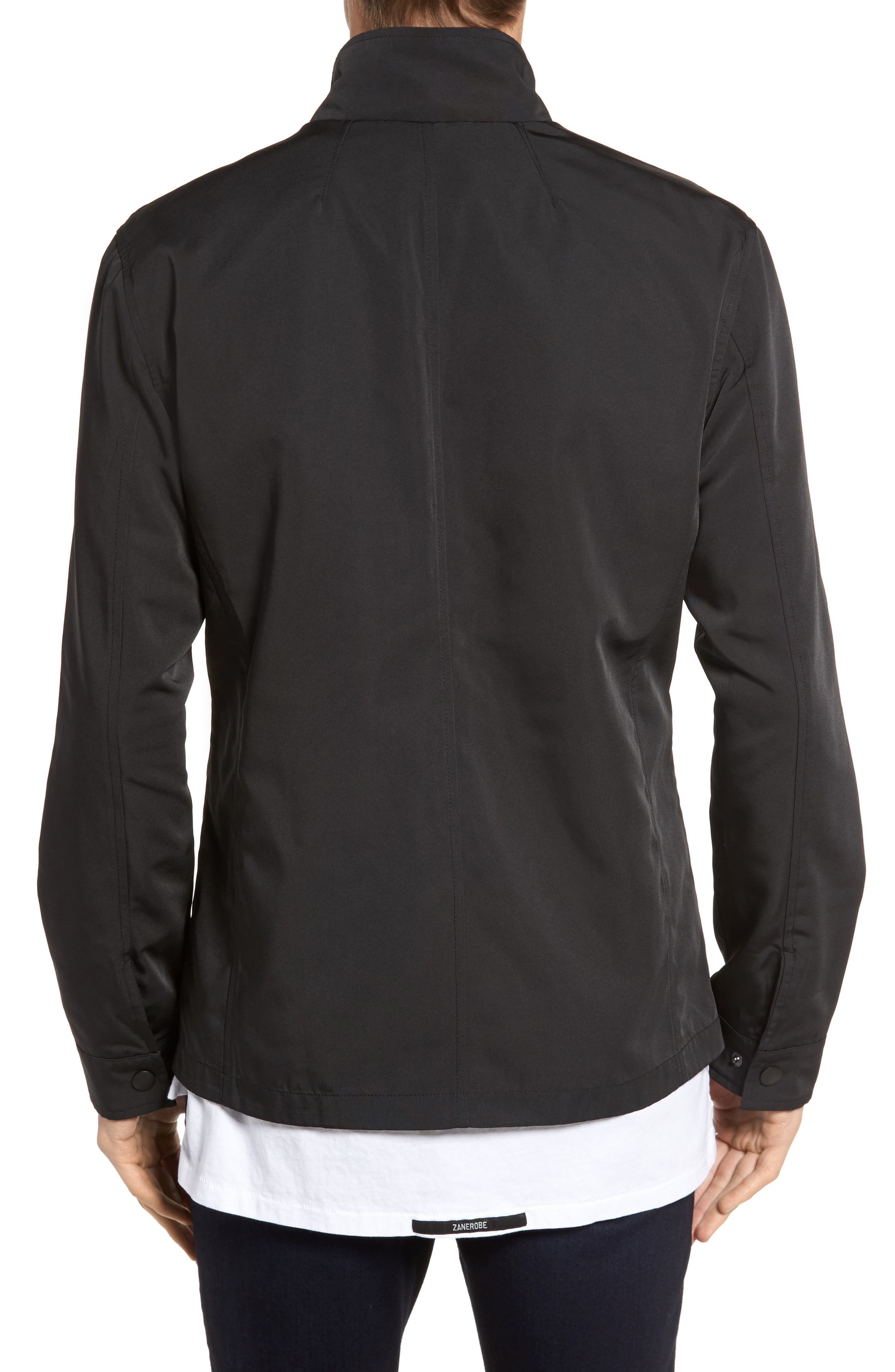 Alternate Image 2  - Civil Society Dougie Waterproof Jacket