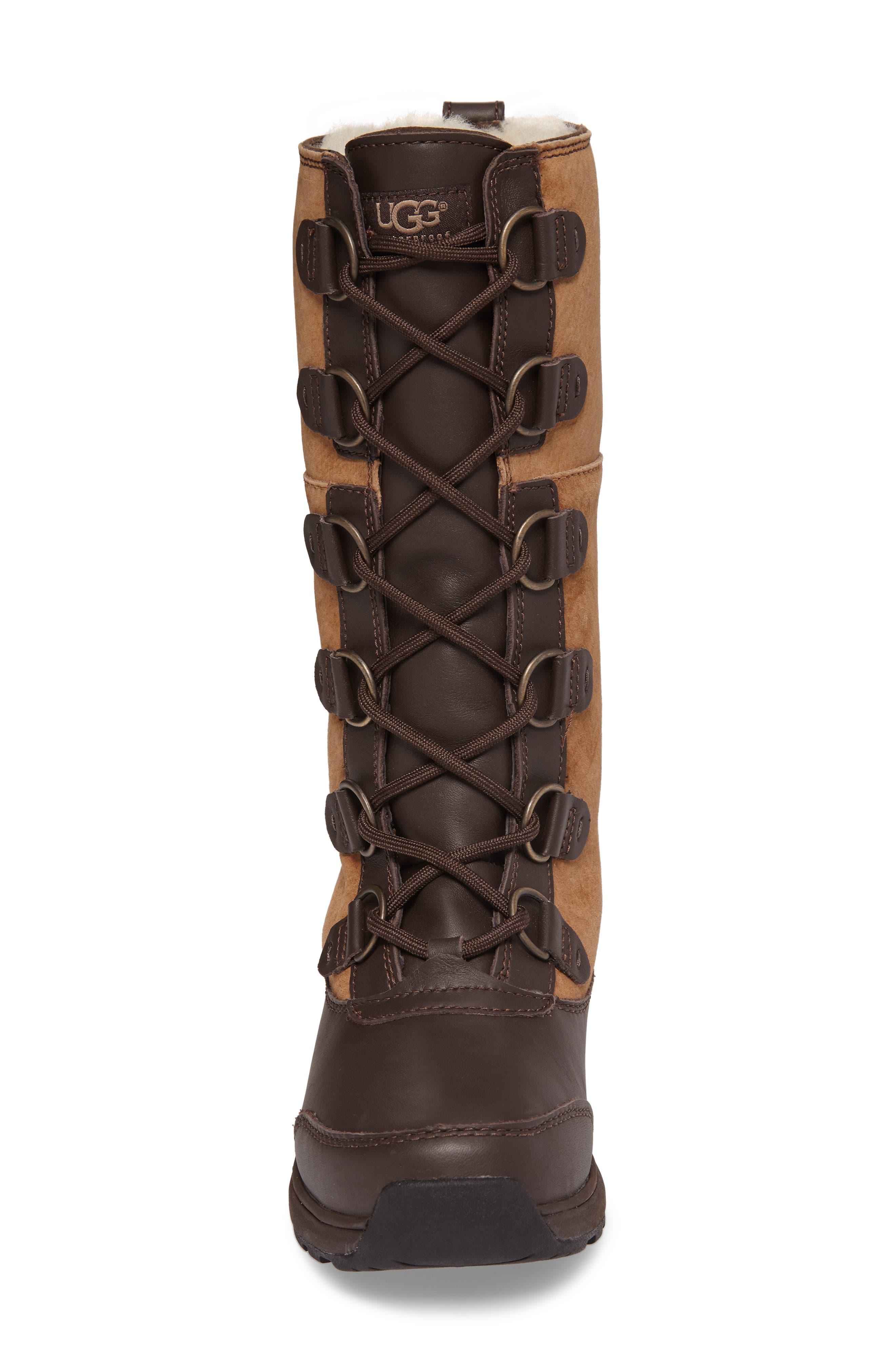 Alternate Image 4  - UGG® Atlason Waterproof Boot (Women)