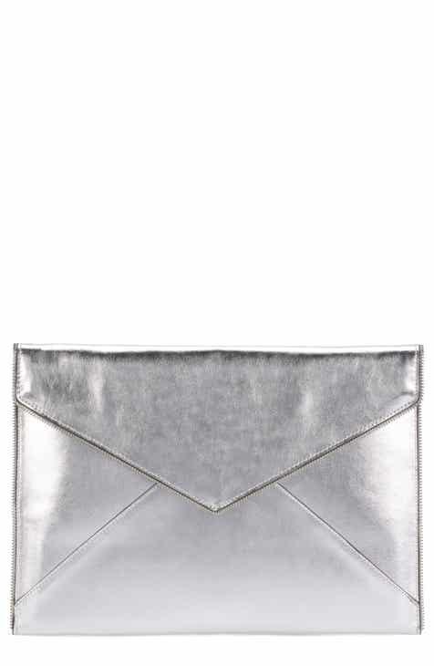 Rebecca Minkoff Leo Leather 13-Inch Laptop Case