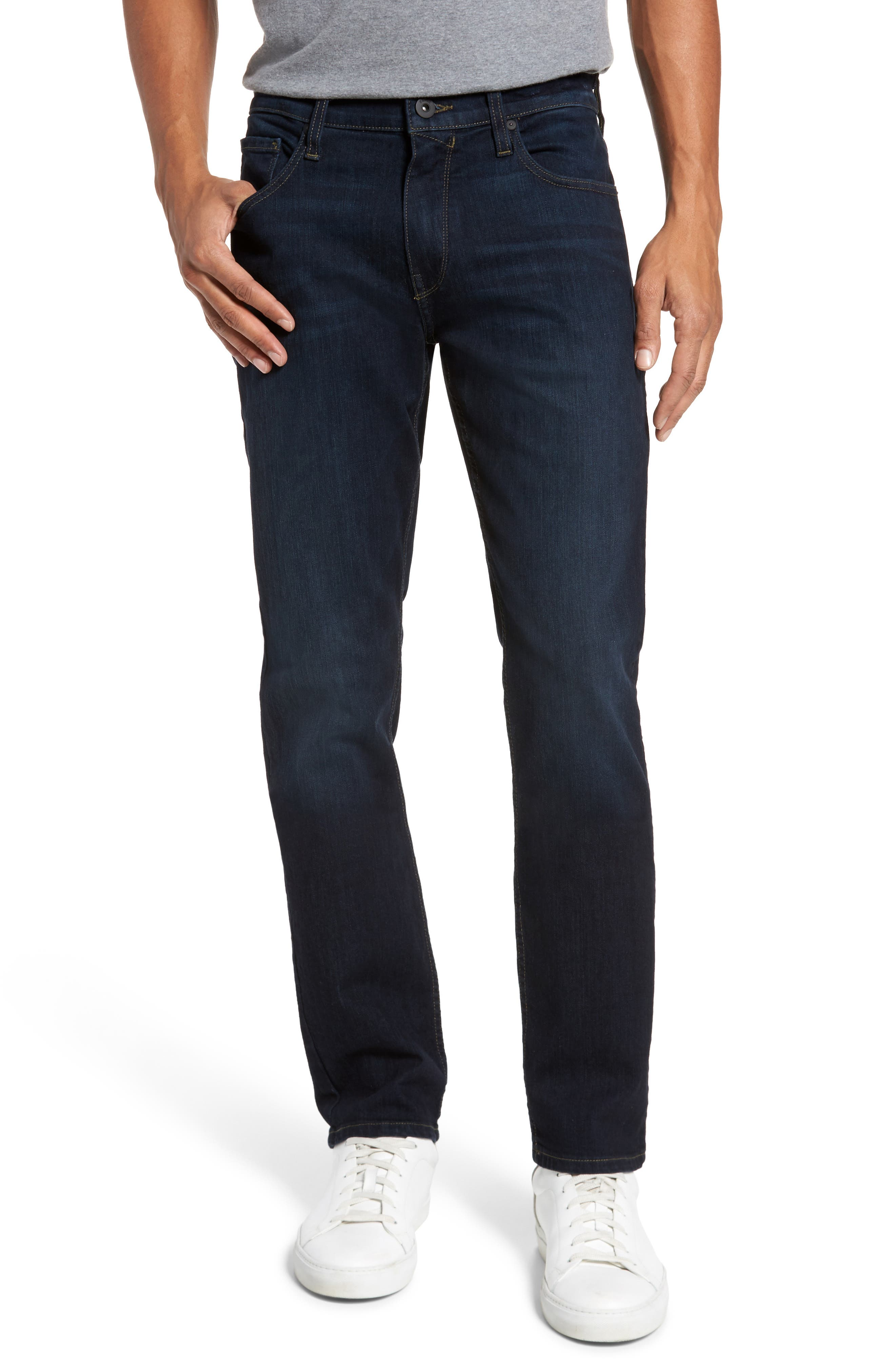 Main Image - PAIGE Federal Slim Straight Fit Jeans (Jonathan)