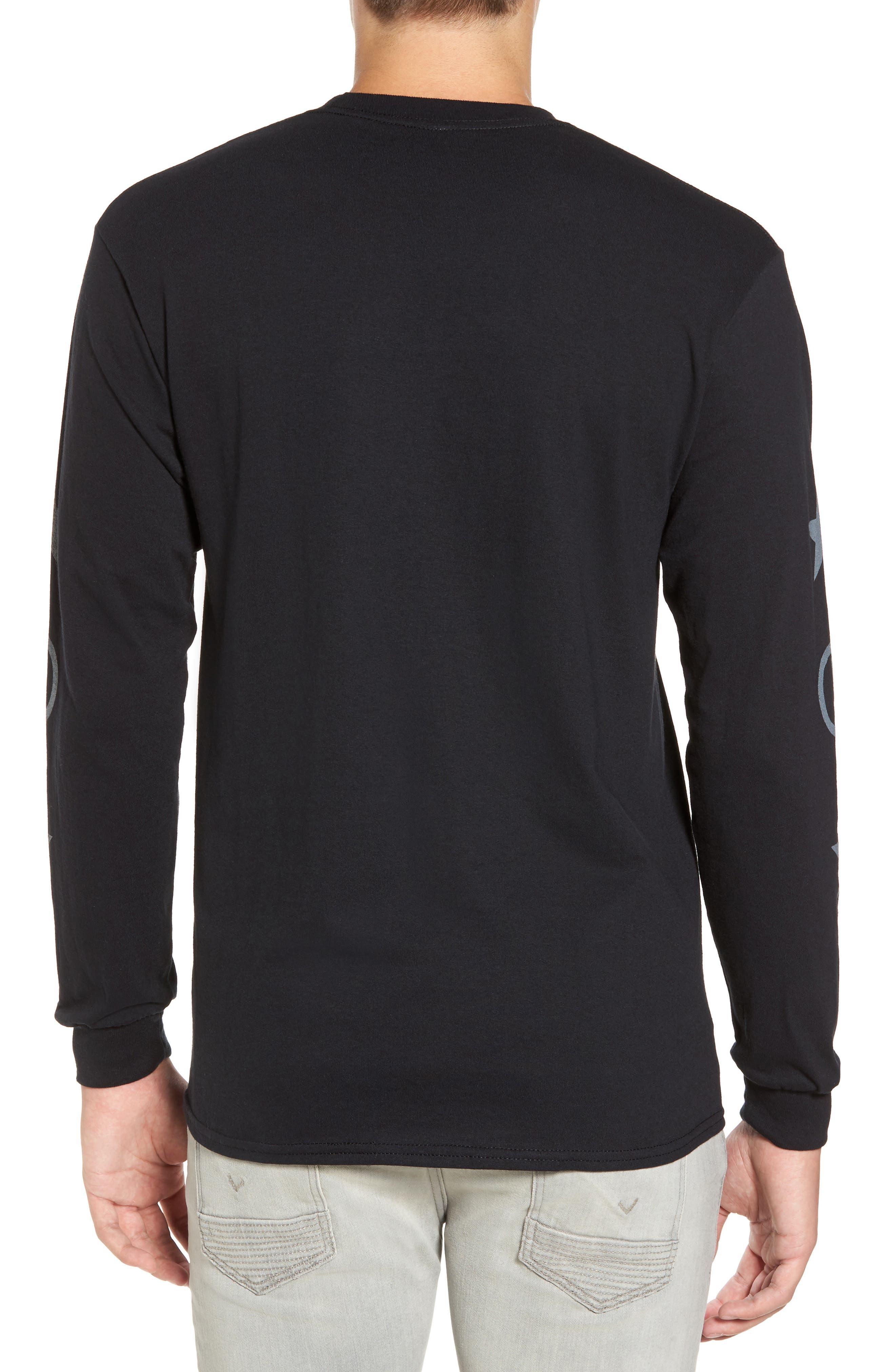 Alternate Image 2  - The Rail Tone Loc Graphic T-Shirt
