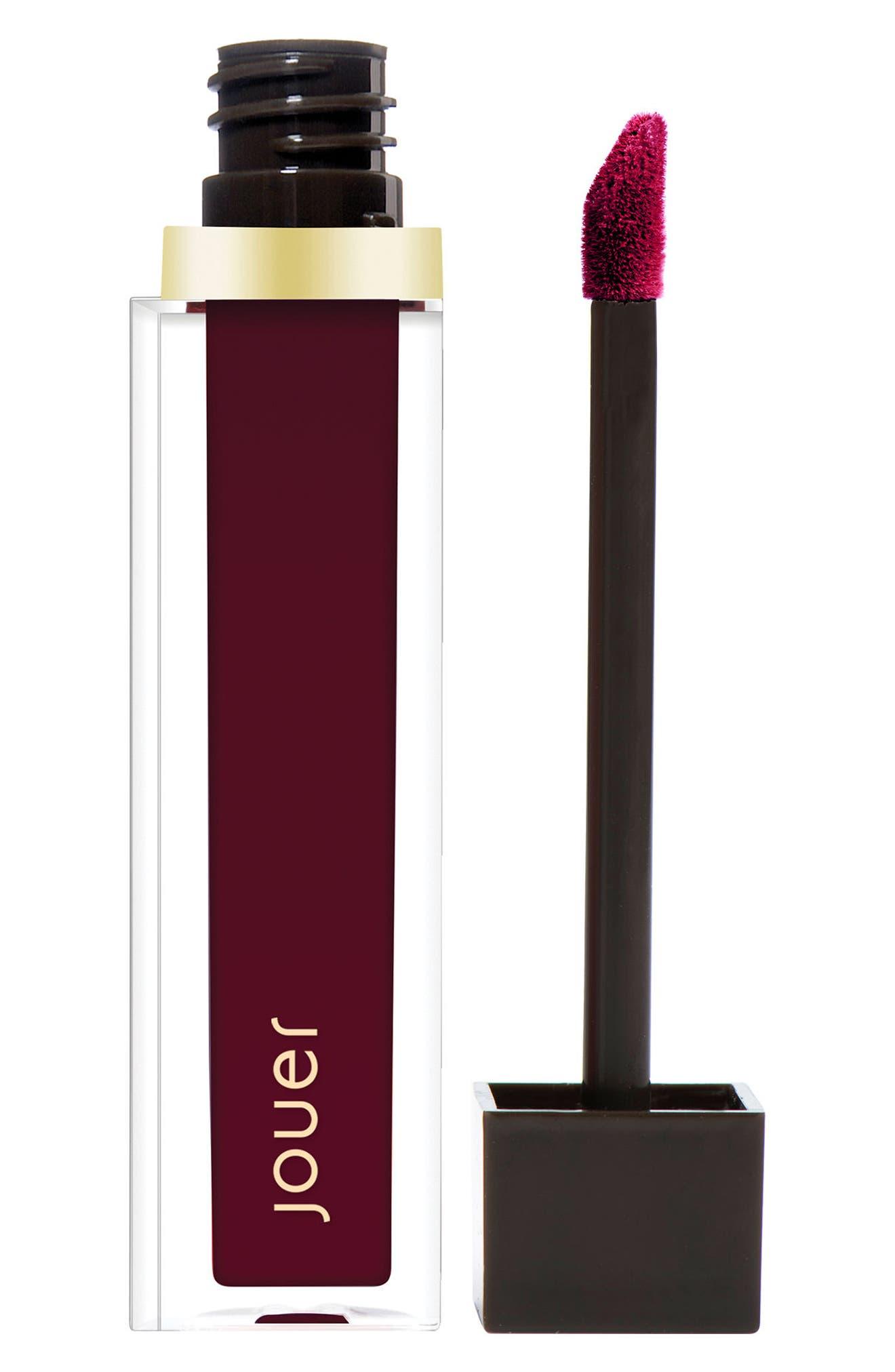 Jouer Sheer Pigment Lip Gloss