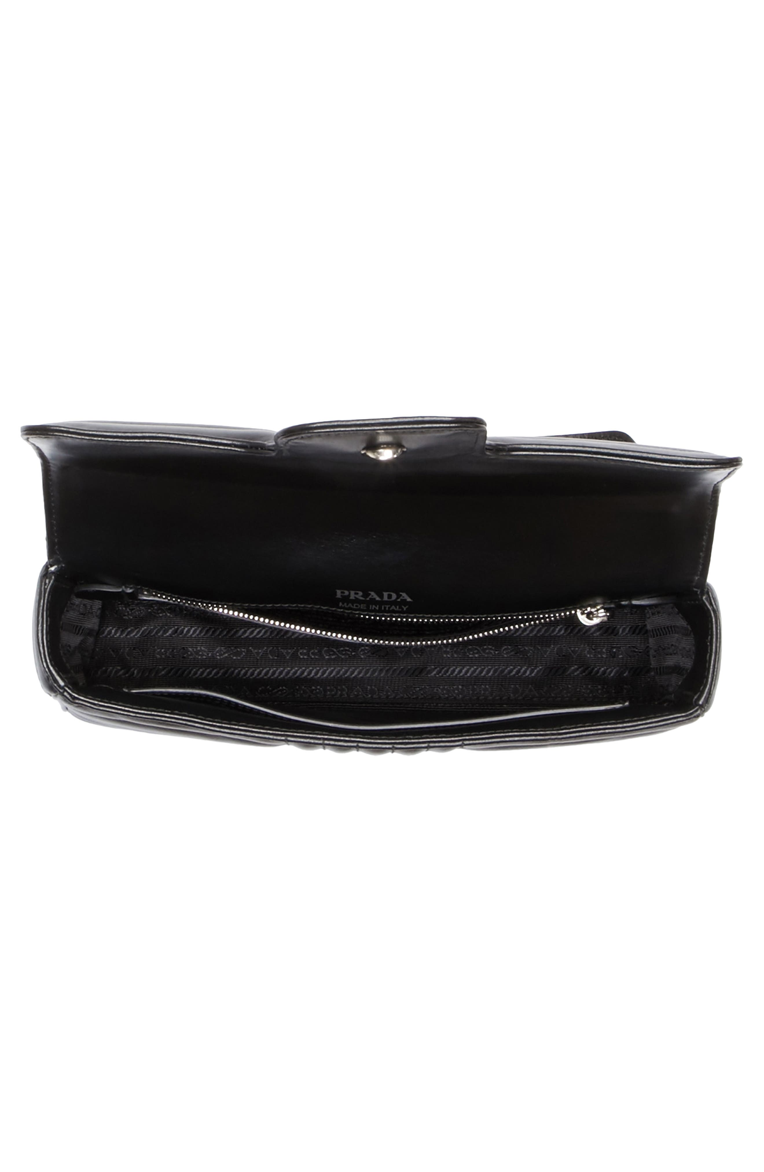 Alternate Image 4  - Prada Large Quilted Shoulder Bag