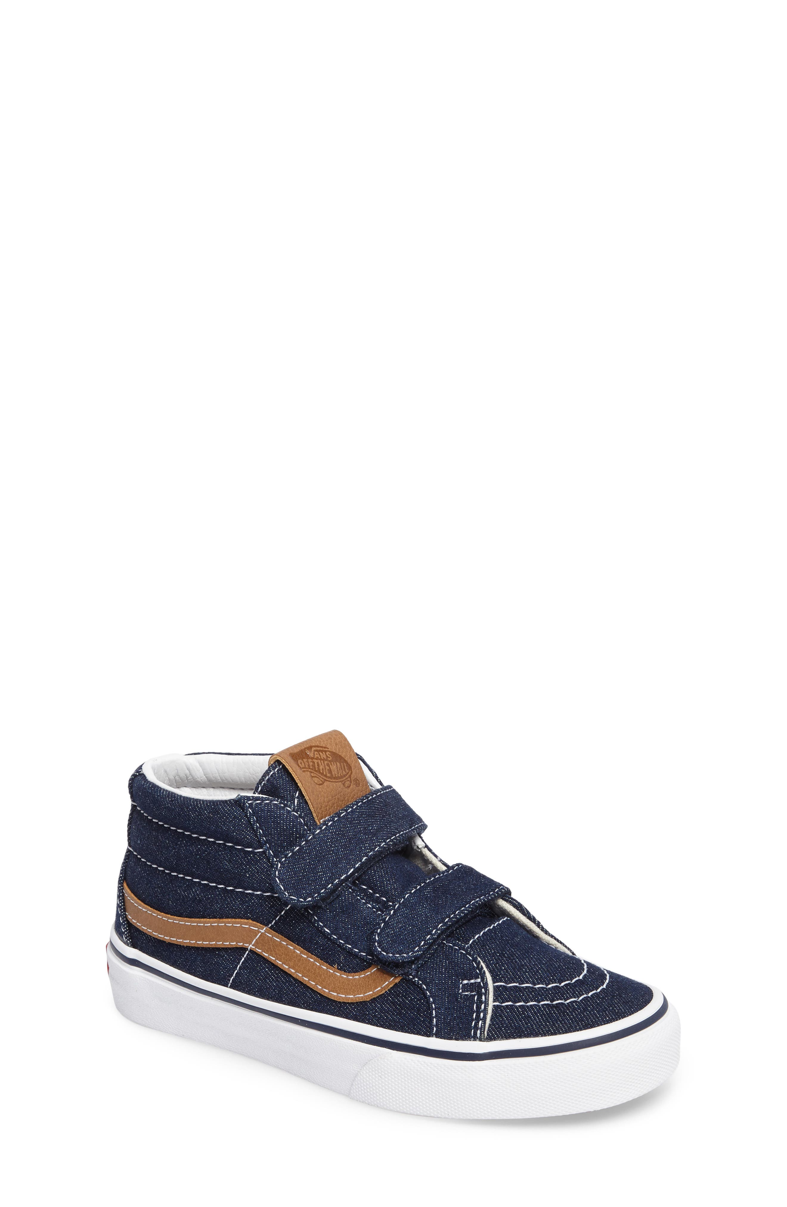 Vans Sk8-Mid Reissue V Sneaker (Baby, Walker, Toddler, Little Kid & Big Kid)