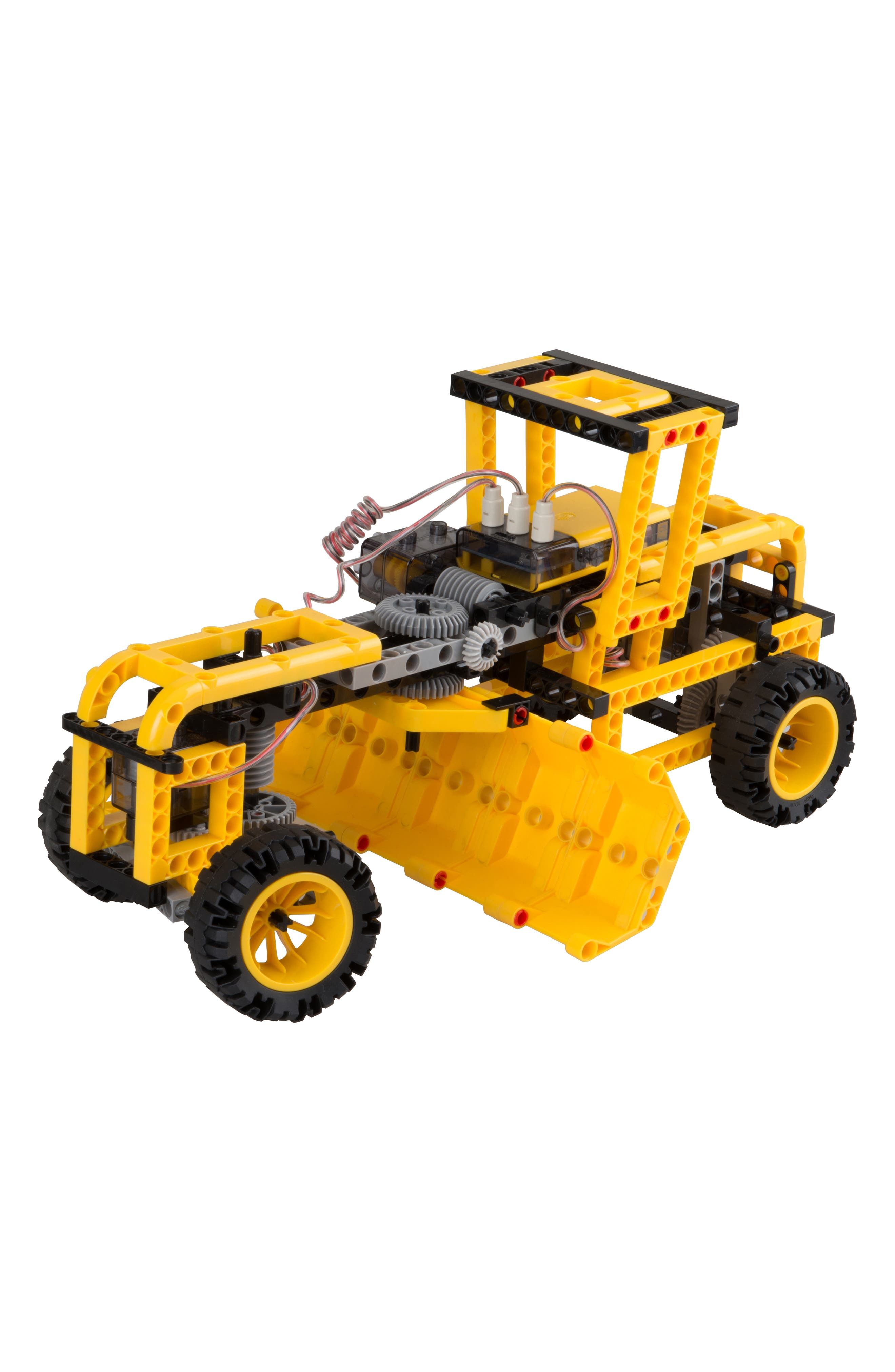 Alternate Image 13  - Thames & Kosmos Remote Control Machines Construction Vehicles Kit