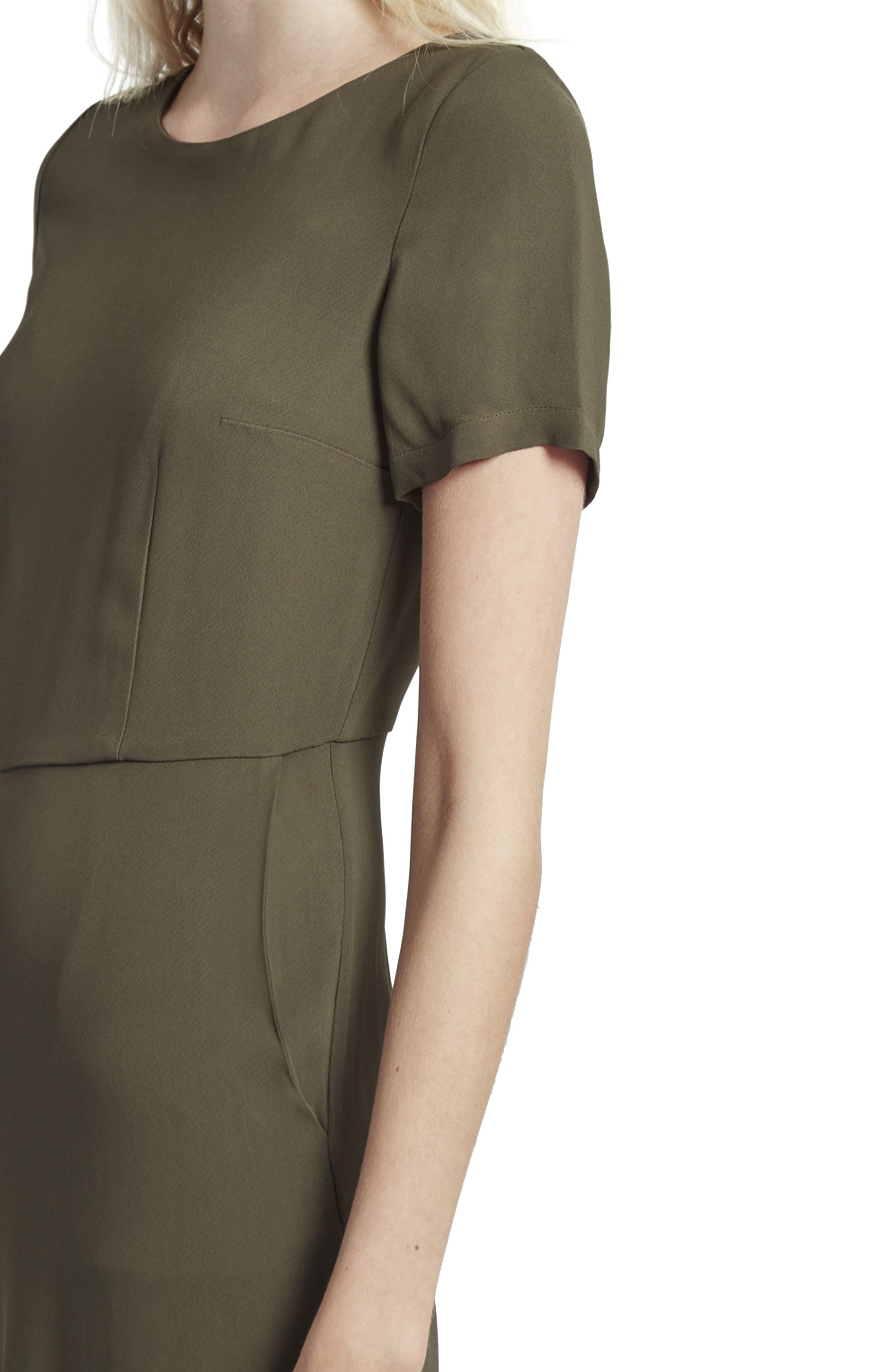 Alternate Image 3  - French Connection Esther Crepe Jumpsuit