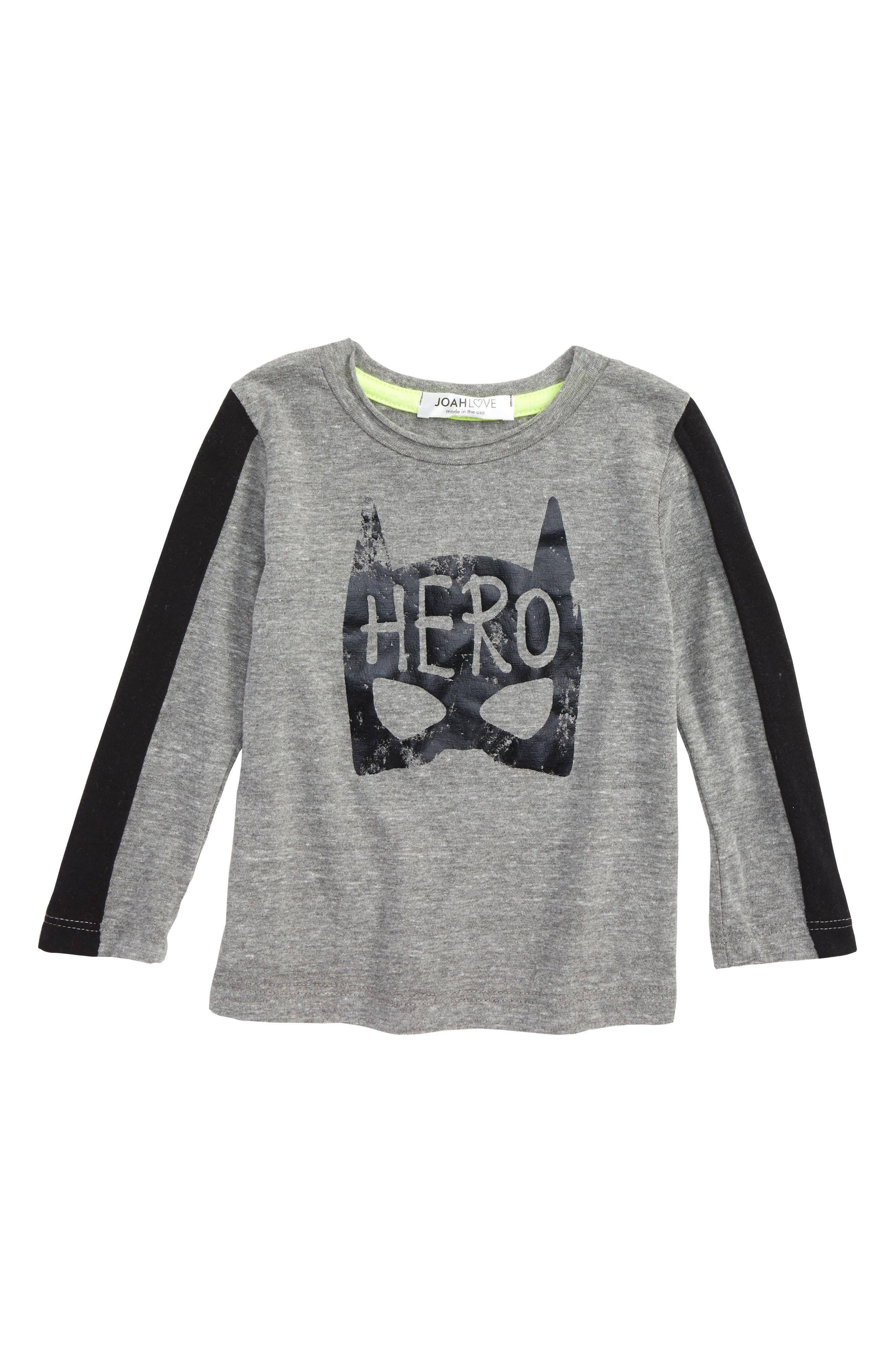 Main Image - Joah Love Graphic T-Shirt (Baby Boys)
