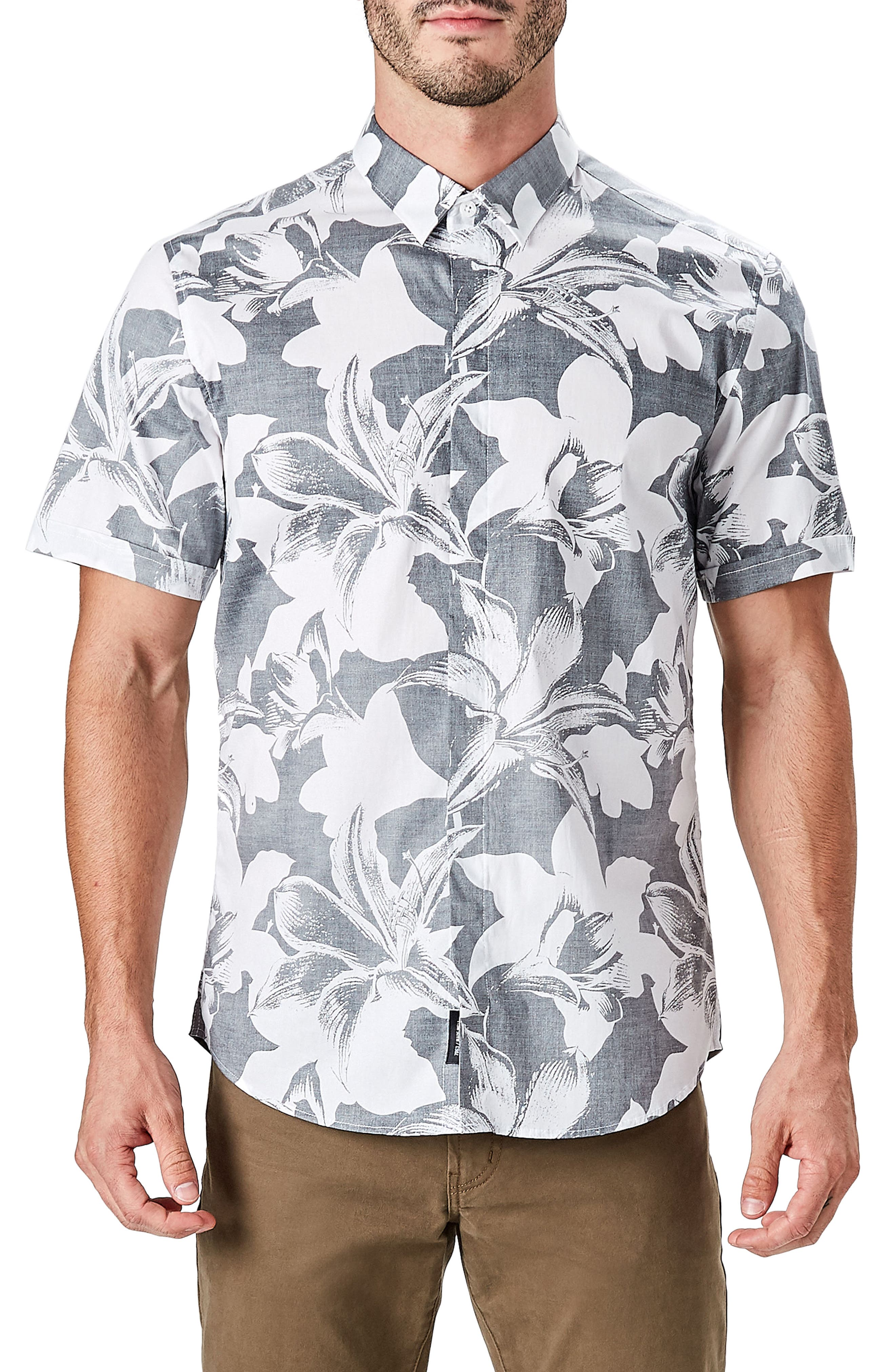 The Spark Woven Shirt,                         Main,                         color, White