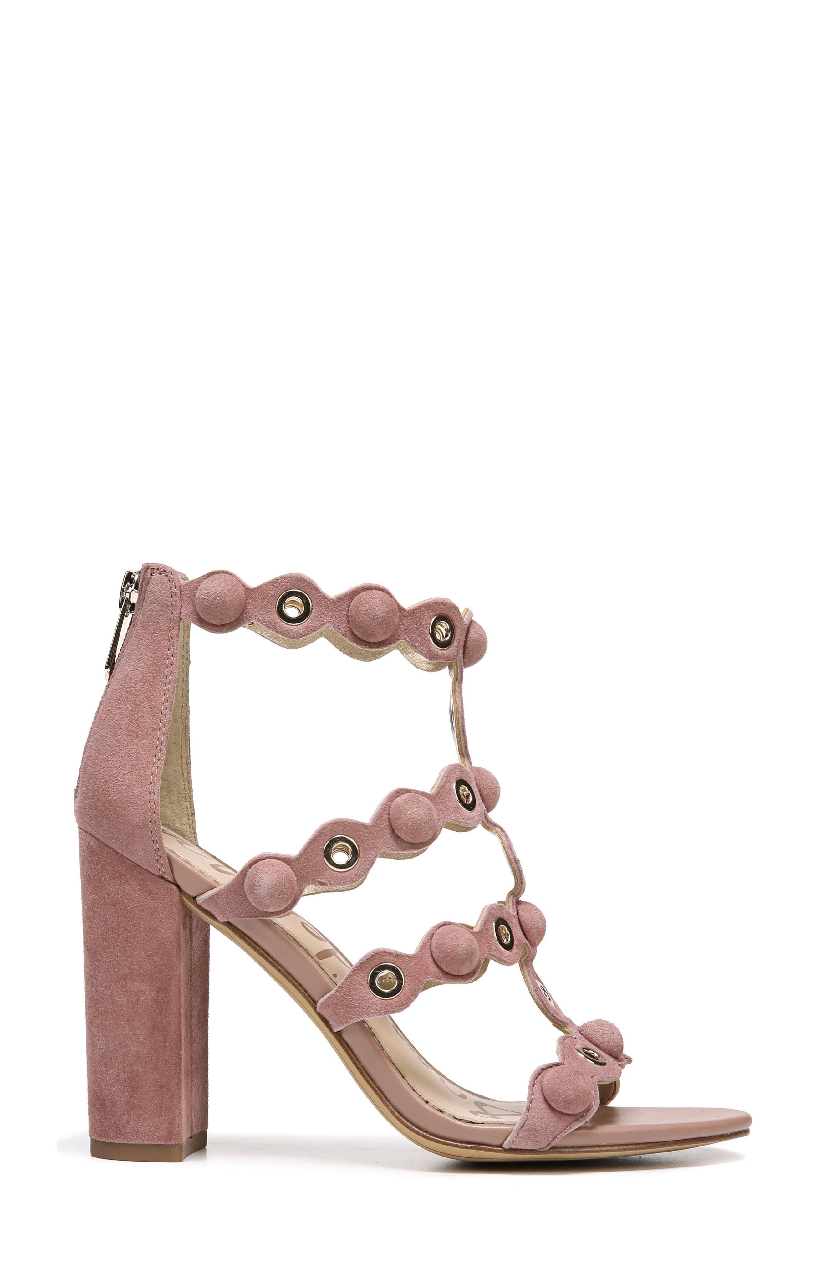 Alternate Image 3  - Sam Edelman Yuli Grommet Sandal (Women)