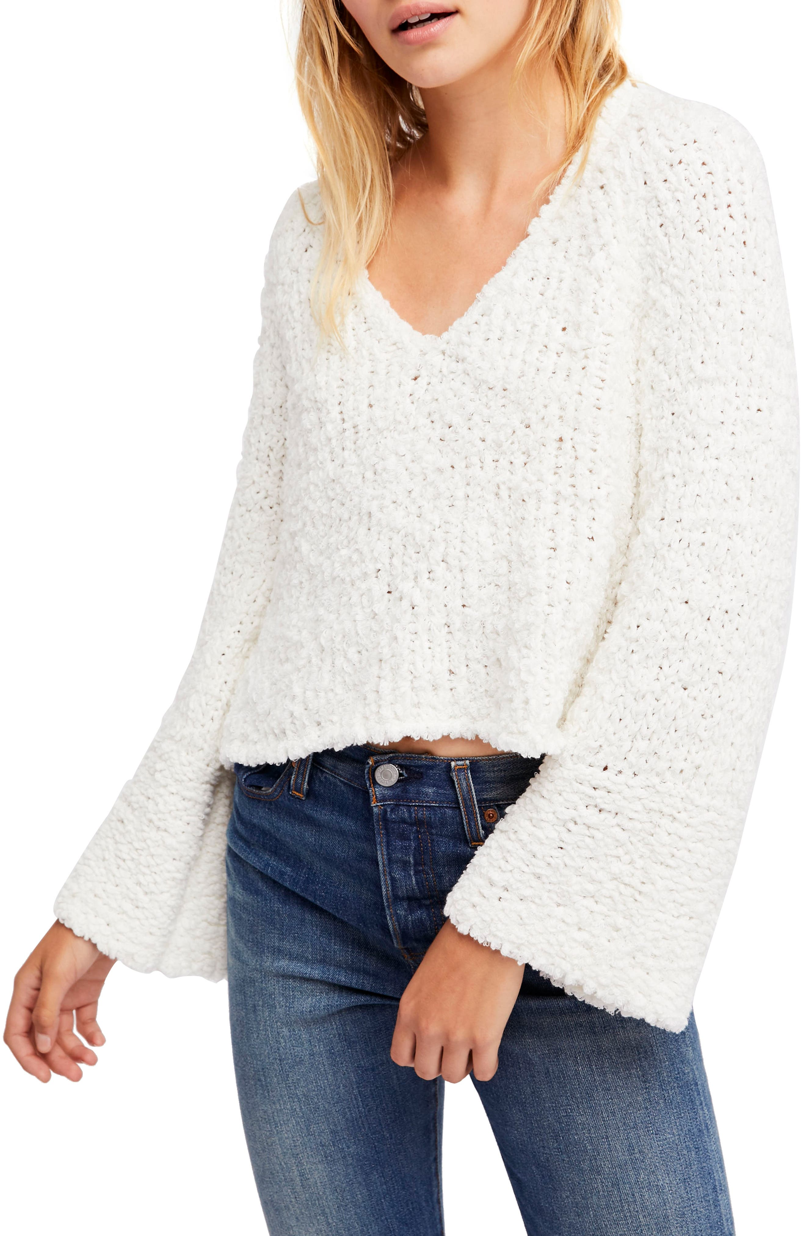 Main Image - Free People Sand Dune Sweater
