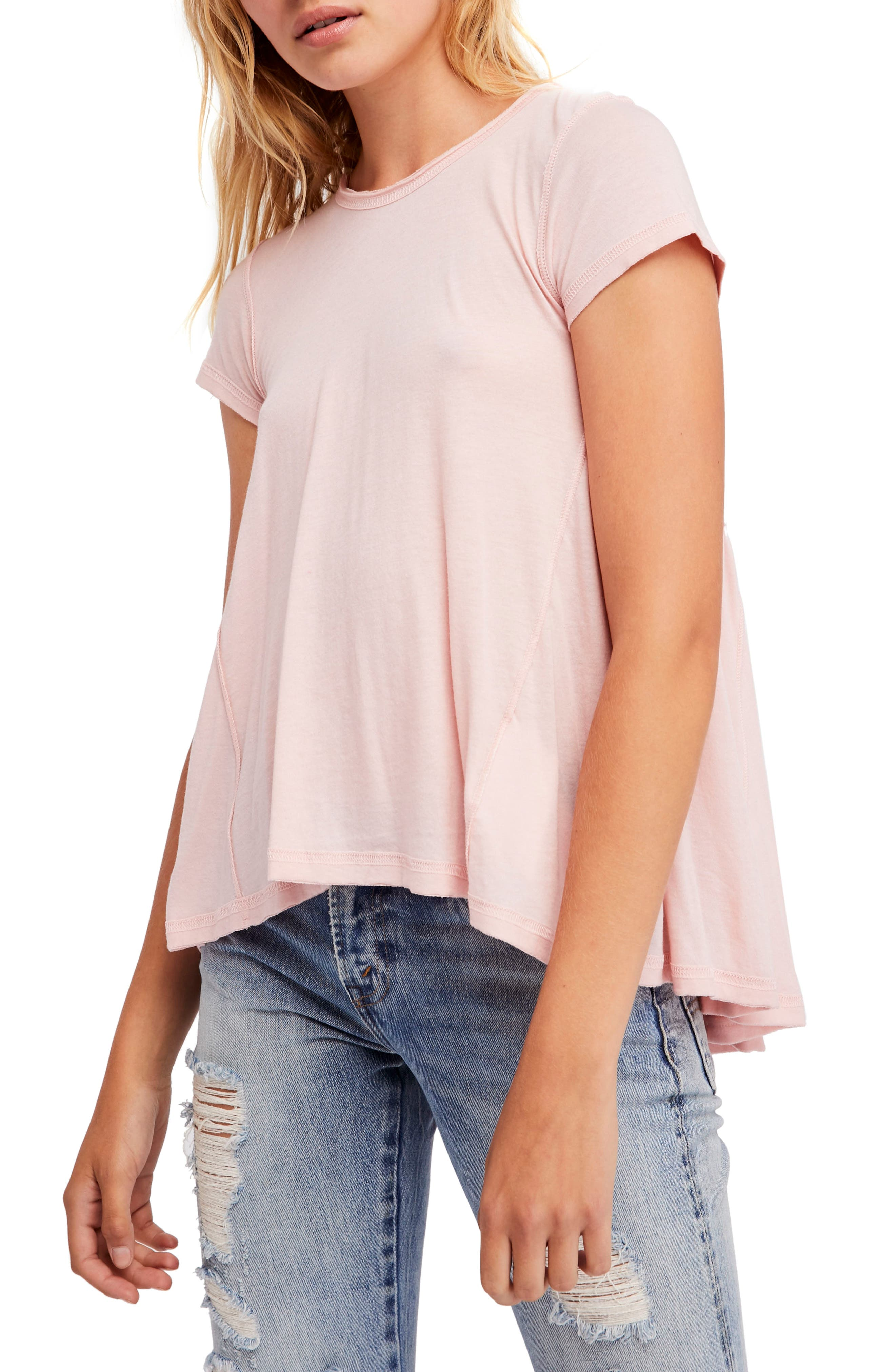 It's Yours Tee,                         Main,                         color, Pink