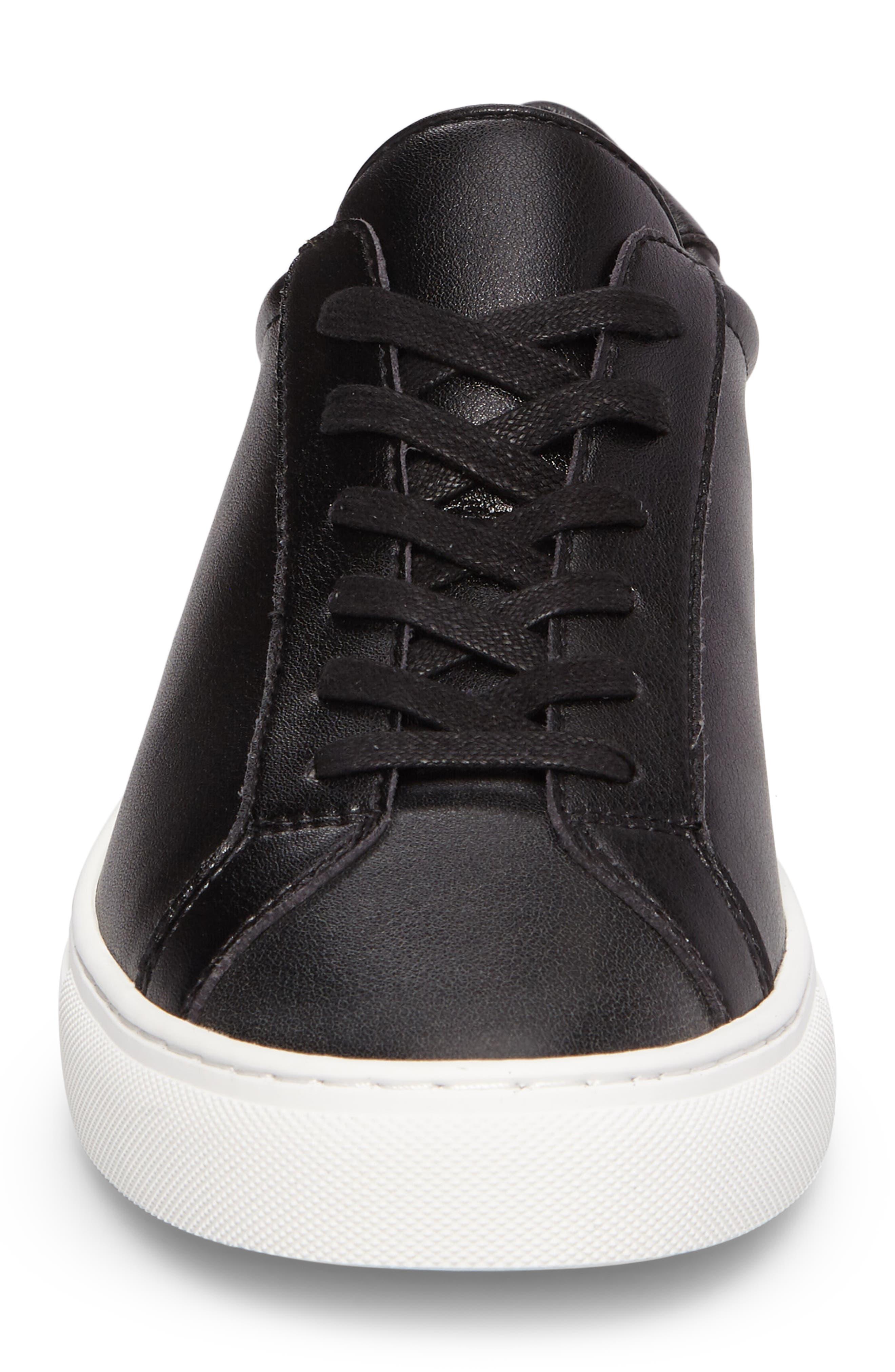 Original Sneaker,                             Alternate thumbnail 4, color,                             Black