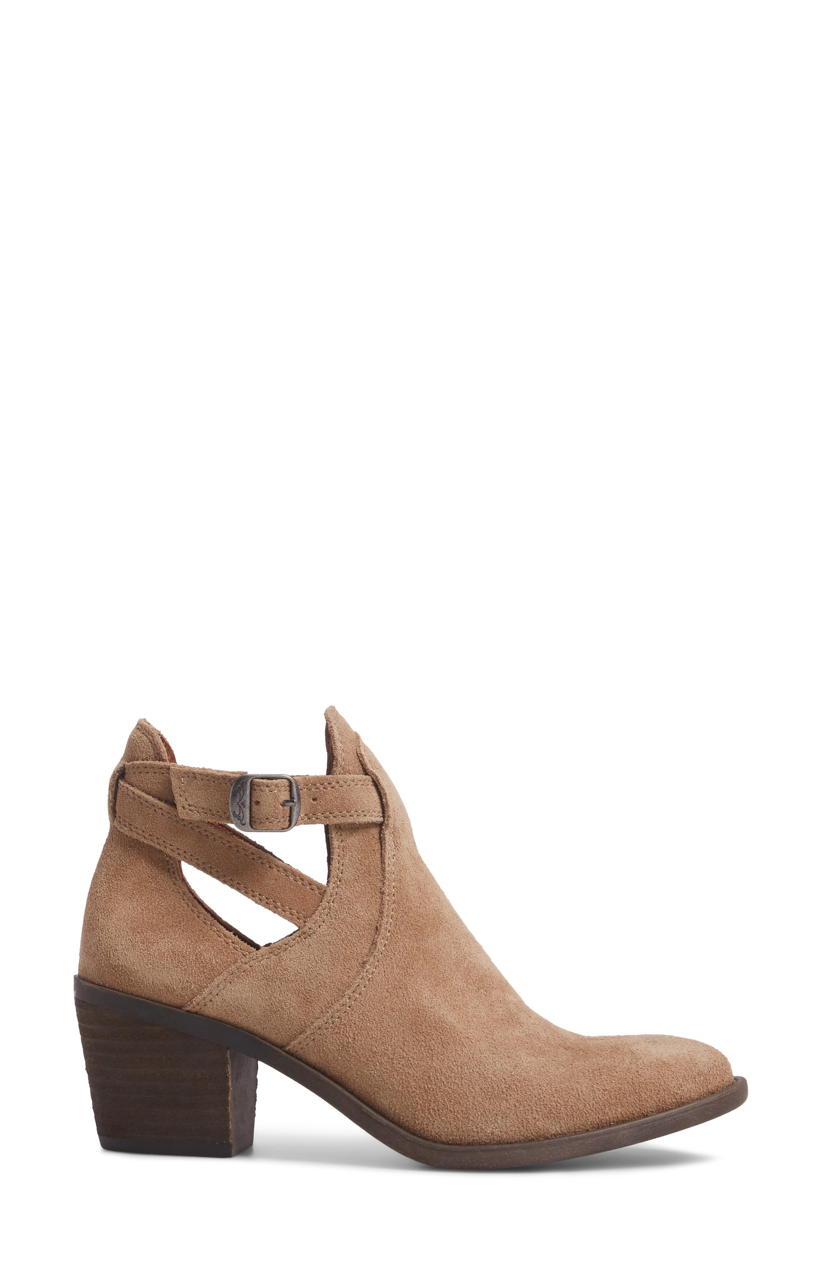 Alternate Image 3  - Lucky Brand Nandita Cutout Bootie (Women)