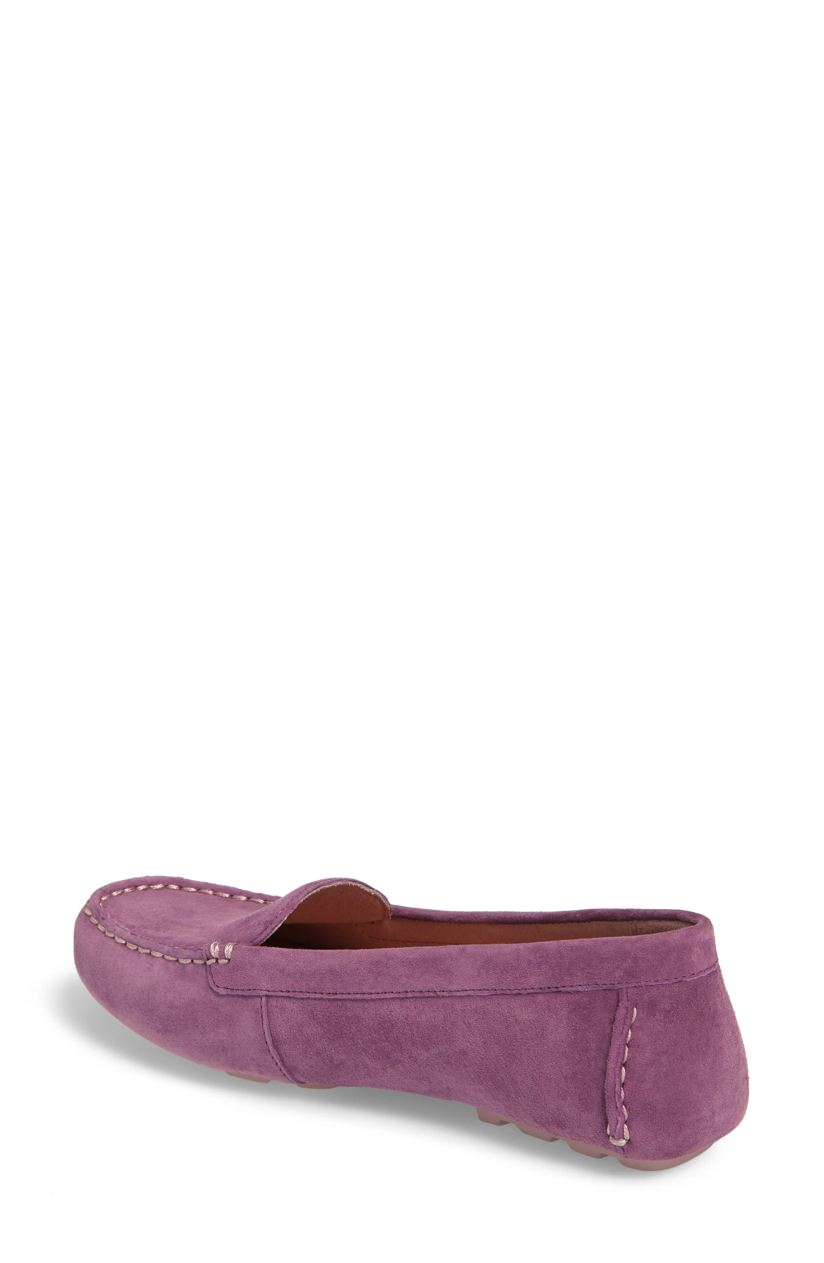 Alternate Image 2  - UGG® Milana Moc Toe Flat (Women)