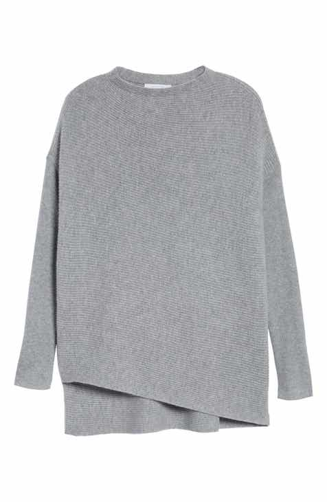 Nordstrom Signature Cashmere Asymmetrical Pullover c24cd0ba1