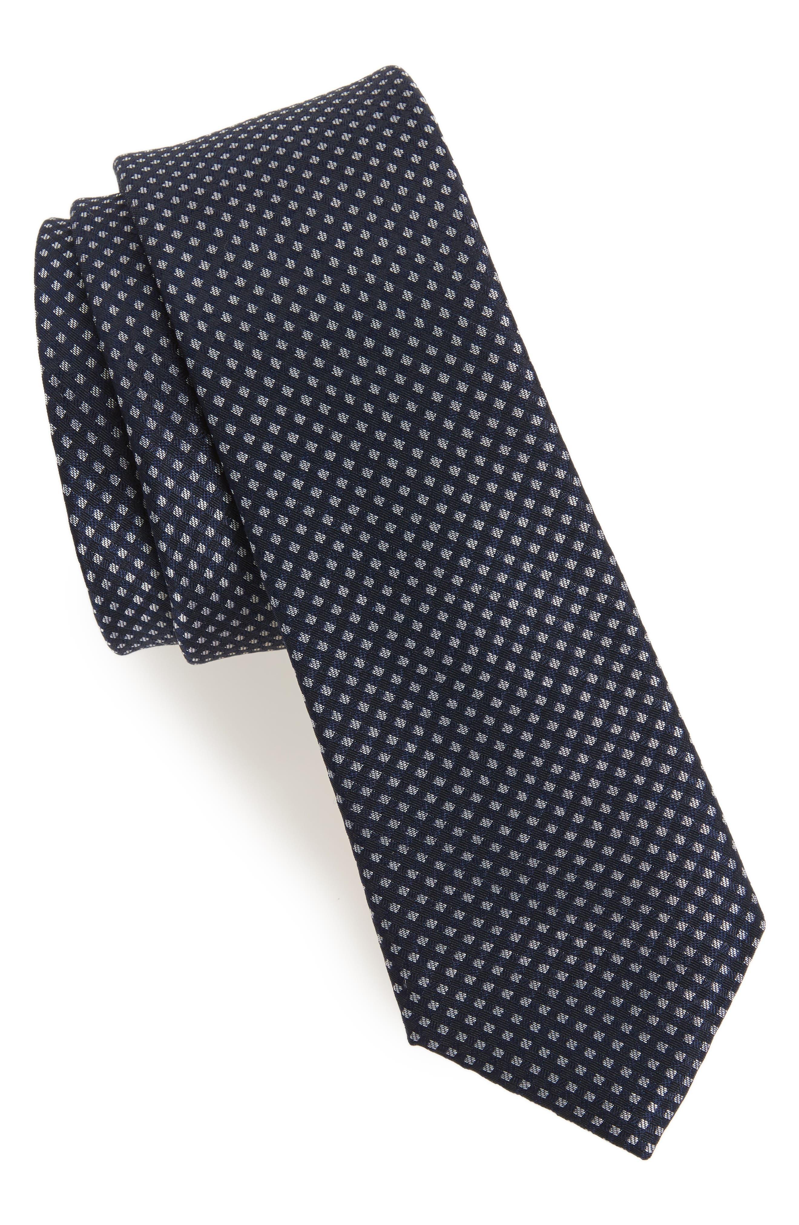 Main Image - Calibrate Midnight Silk Tie