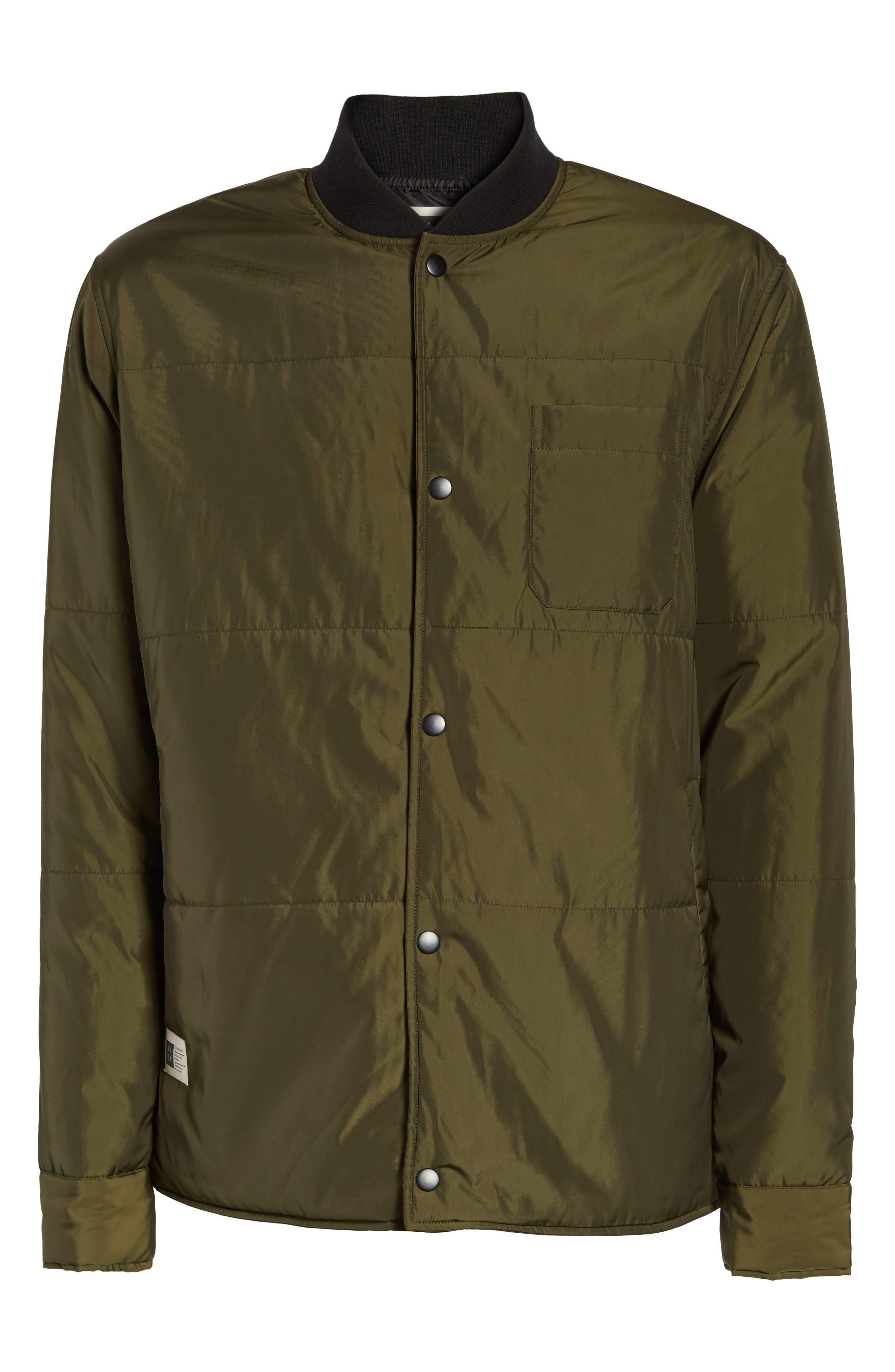 Alternate Image 6  - Lira Clothing Bundy Bomber Jacket