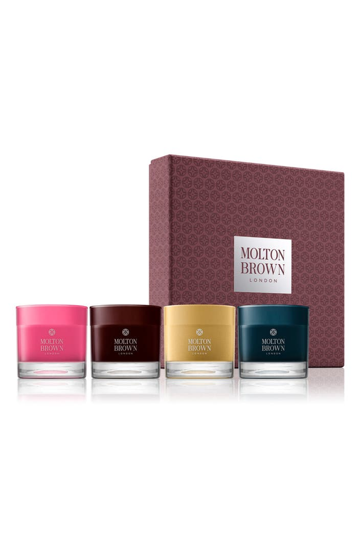 molton brown london spiced kindling mini candle collection nordstrom. Black Bedroom Furniture Sets. Home Design Ideas