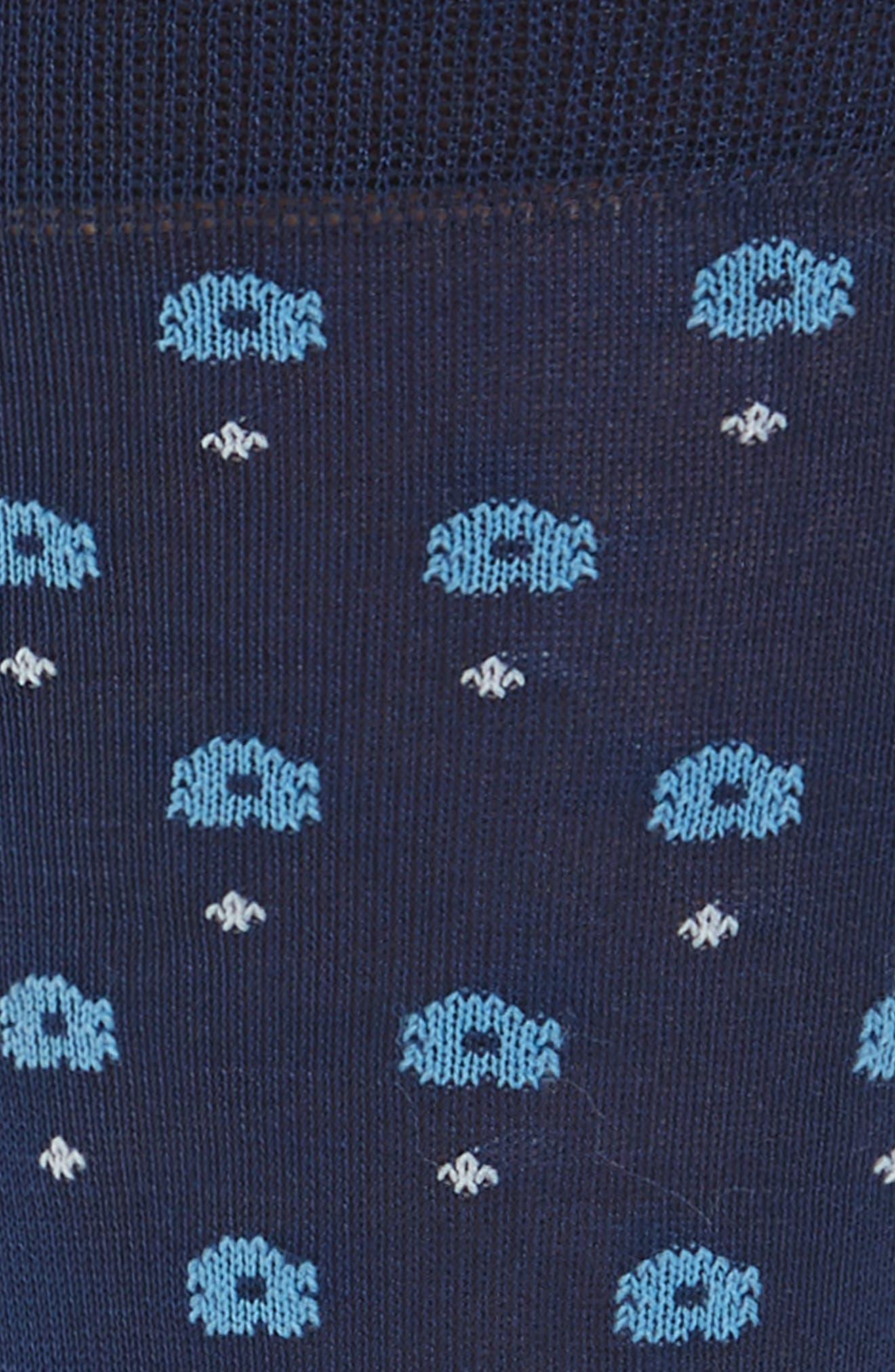Alternate Image 2  - Paul Smith Dot Floral Socks