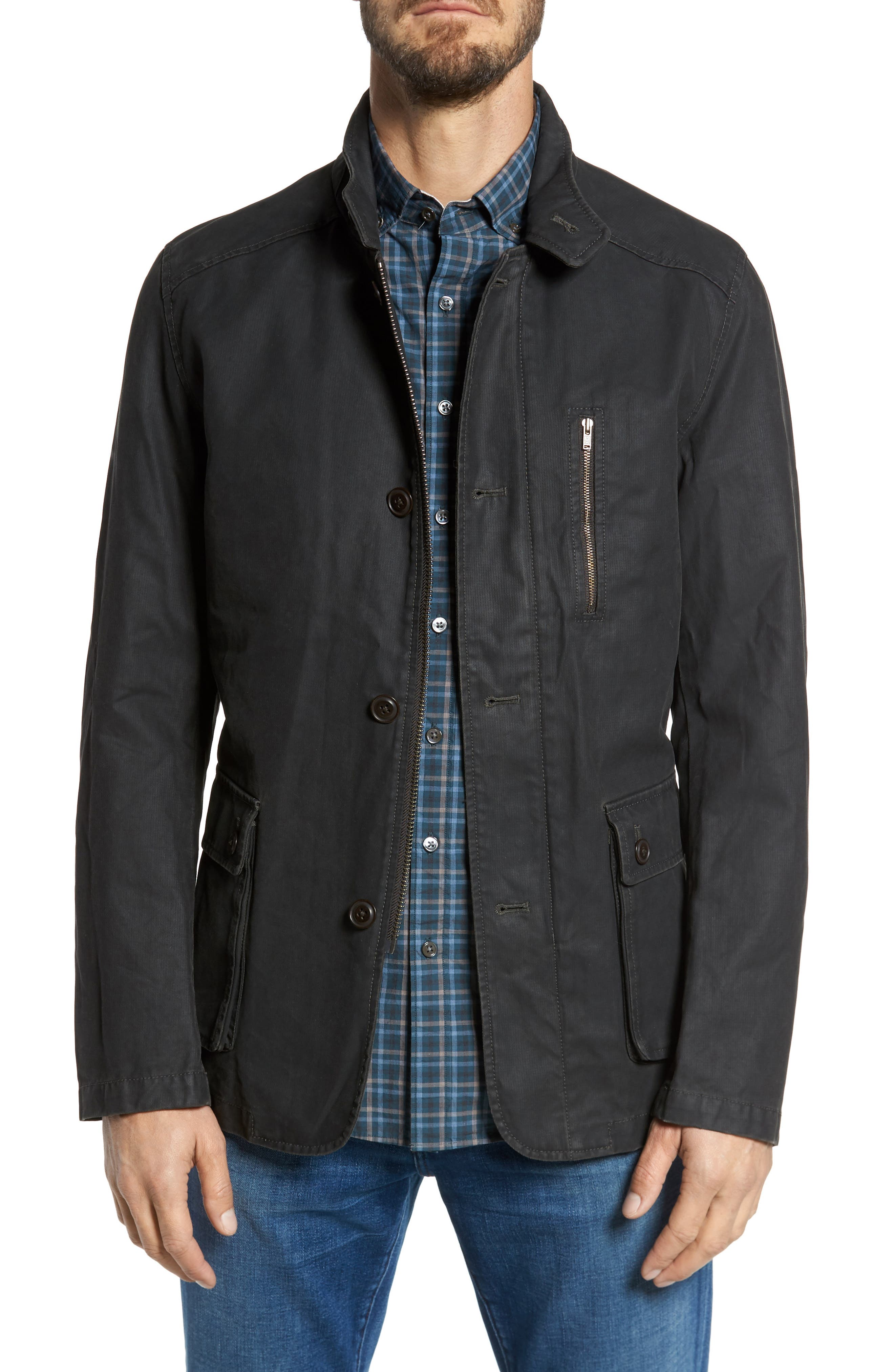 Blackmount Water-Resistant Jacket,                         Main,                         color, Bracken
