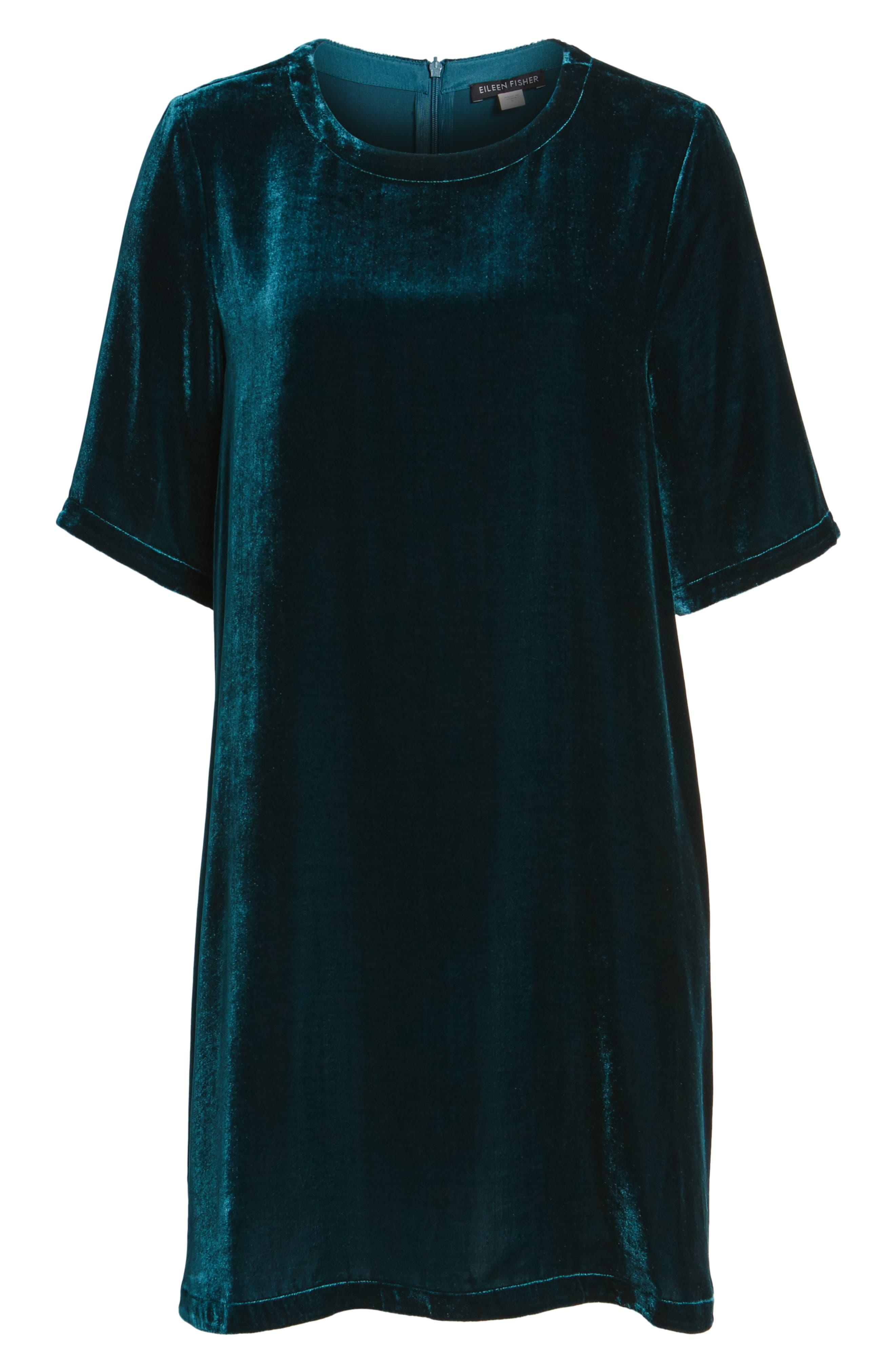 Eileen Fisher Velvet Tunic