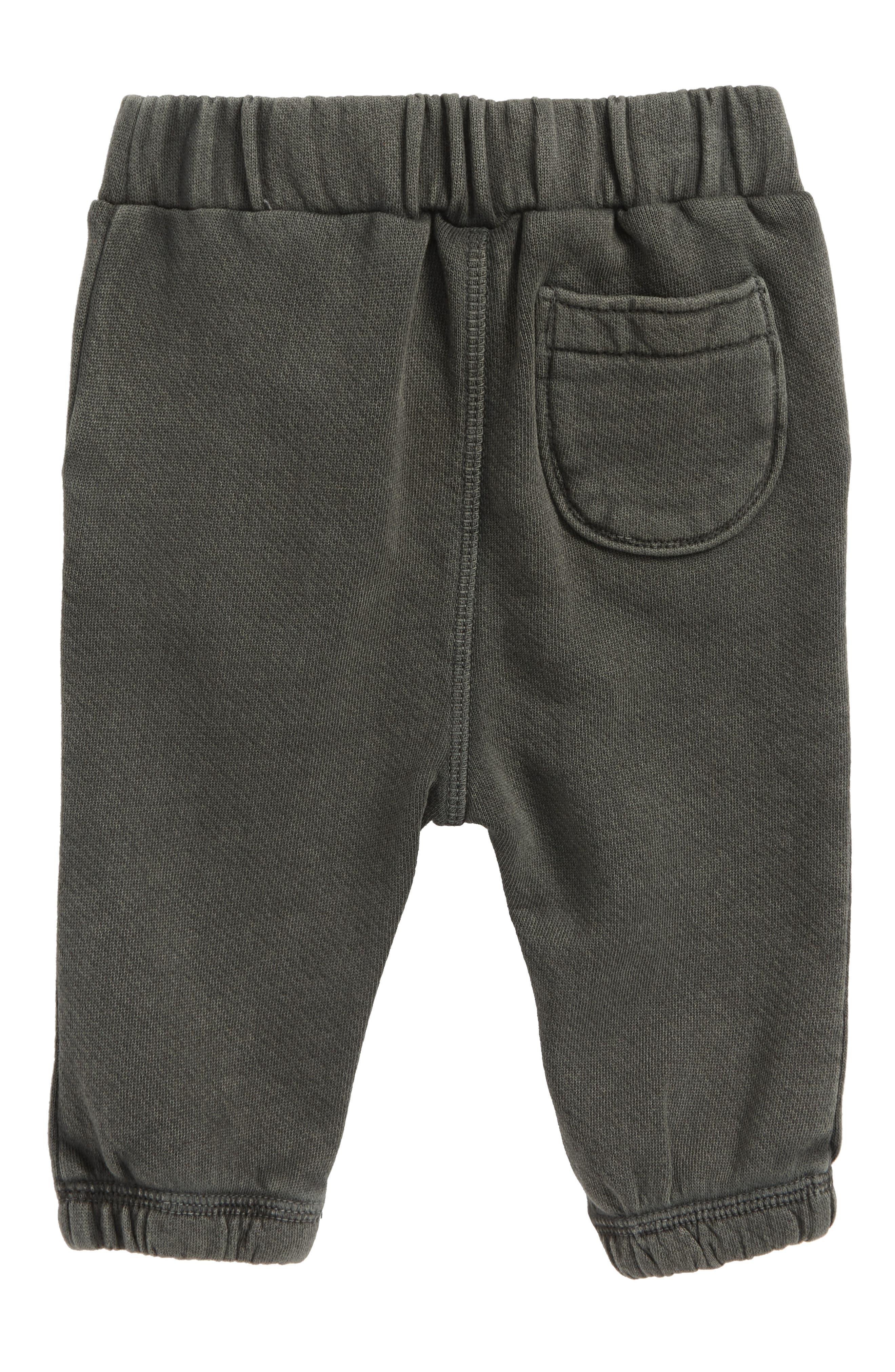 Tucker & Tate Washed Jogger Pants,                             Alternate thumbnail 2, color,                             Olive Sarma