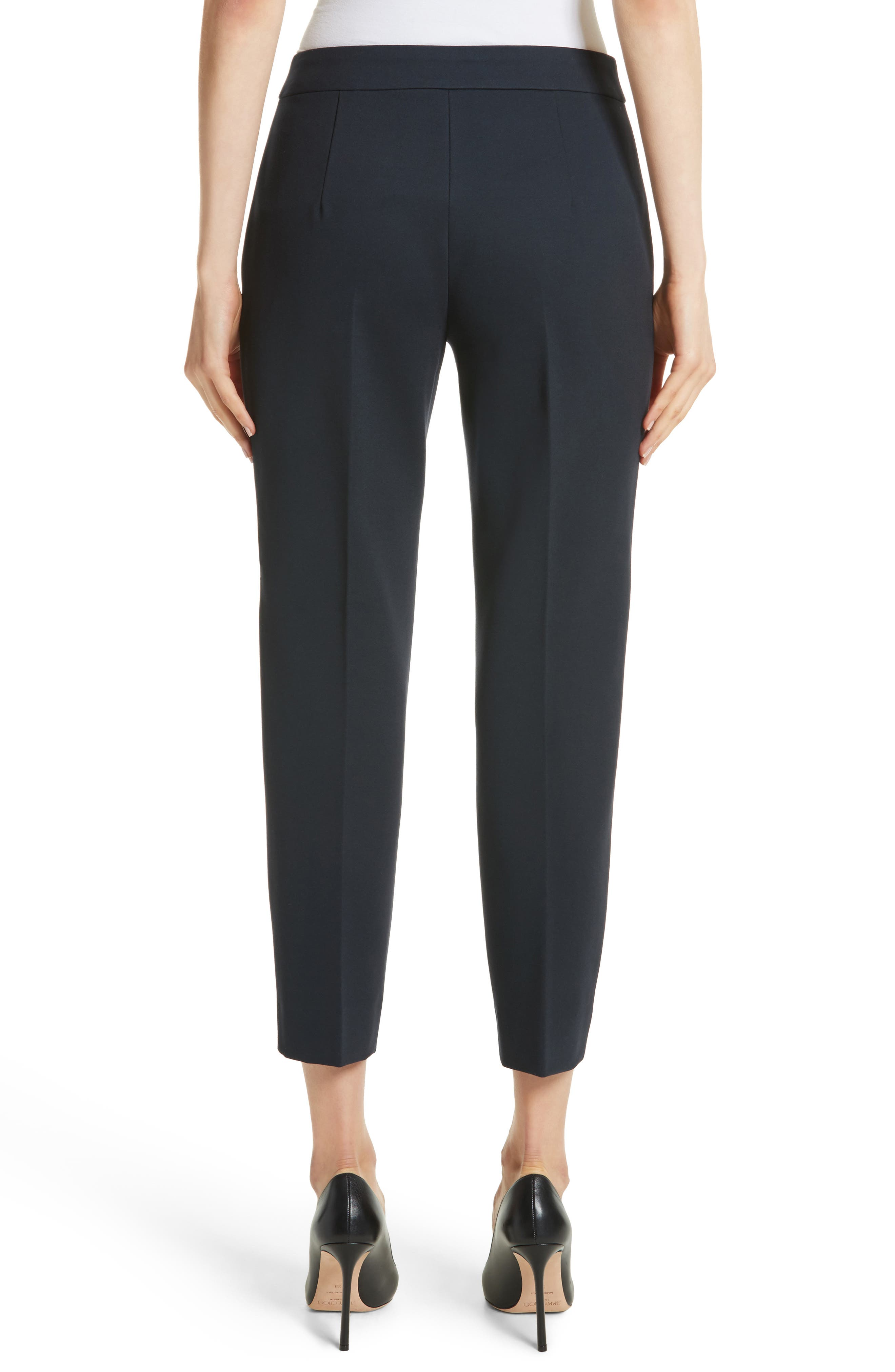 Alternate Image 2  - Max Mara Pegno Jersey Crop Pants