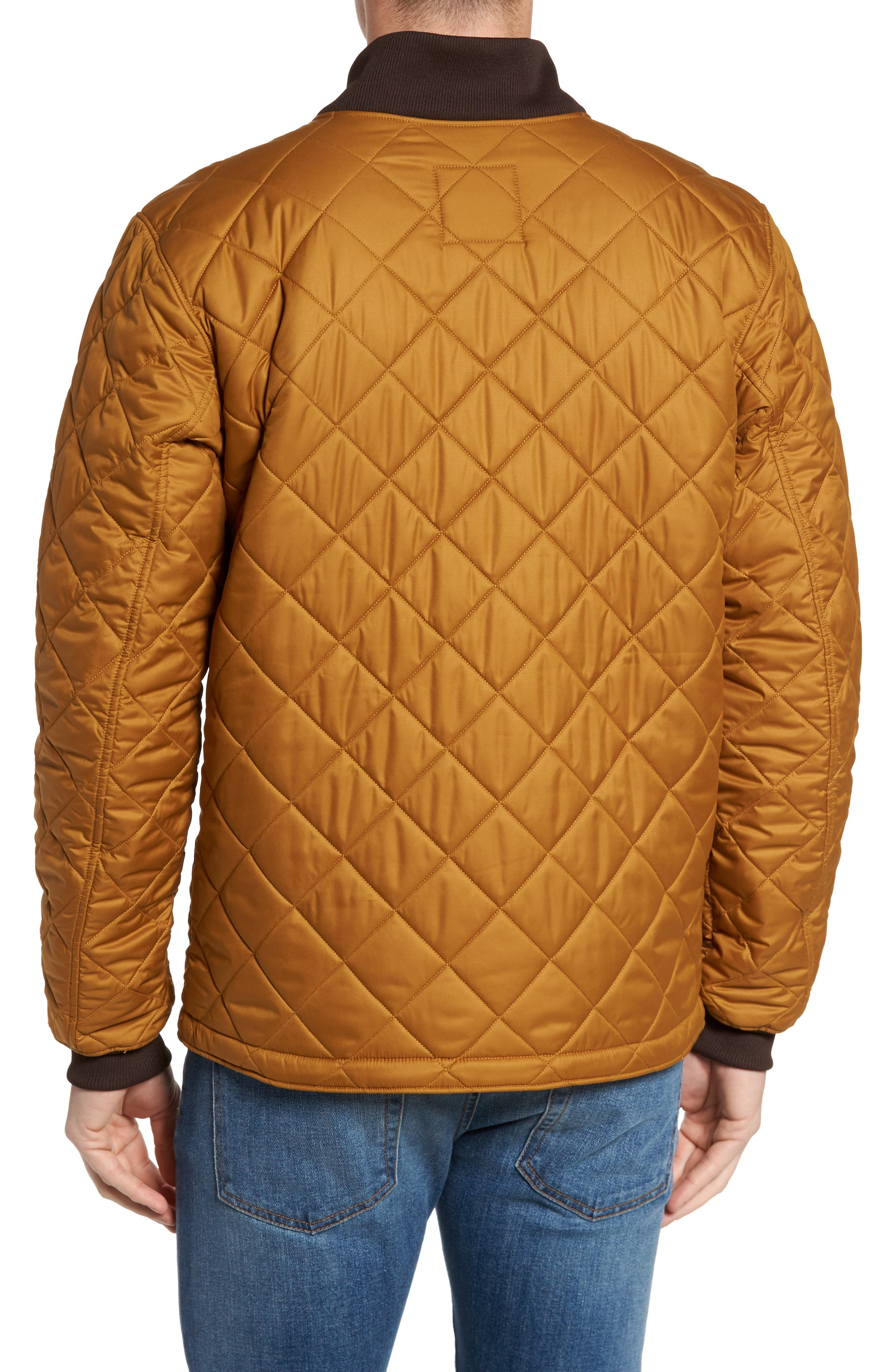 Cuchillo Insulated Jacket,                             Alternate thumbnail 2, color,                             Golden Brown