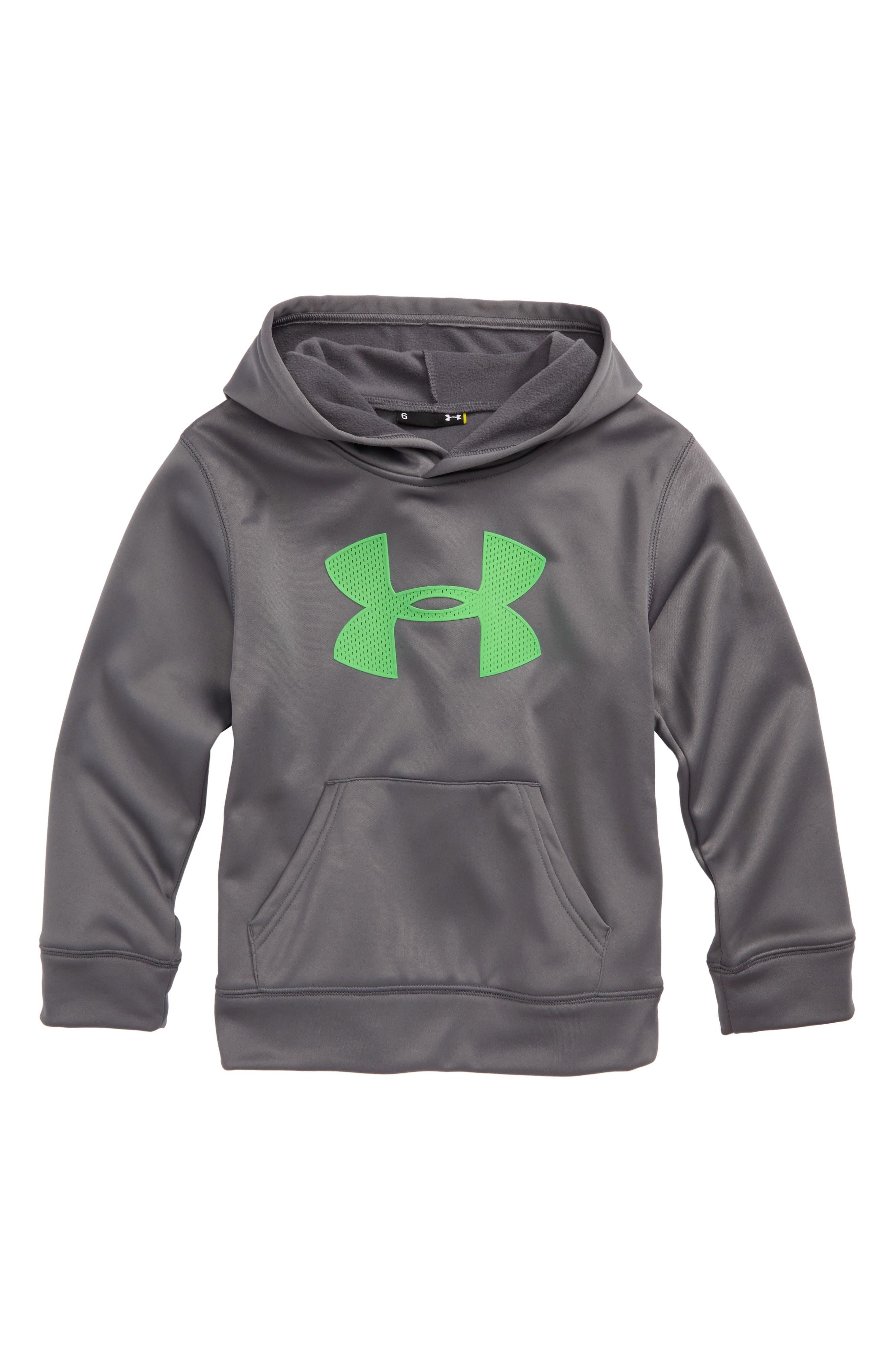under armour zip up hoodie womens. under armour mesh big logo pullover hoodie (little boys) zip up womens