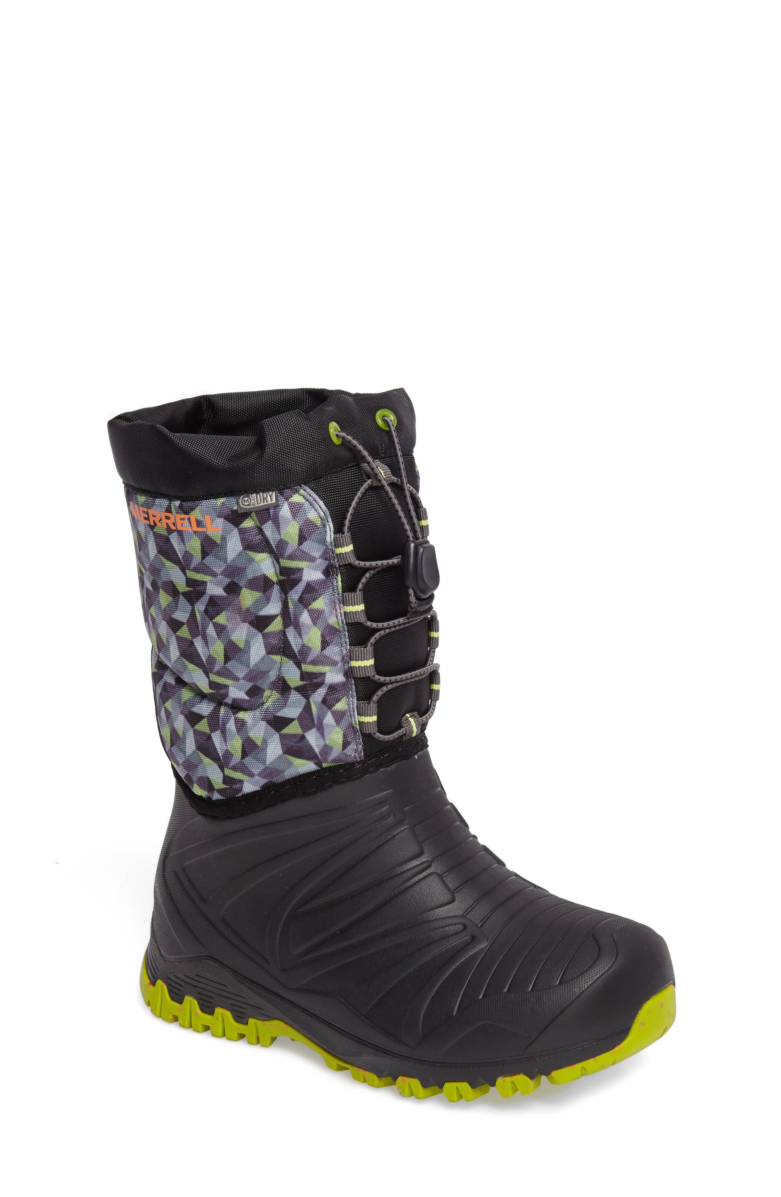 Merrell Snow Quest Lite Waterproof Boot (Toddler & Little Kid)