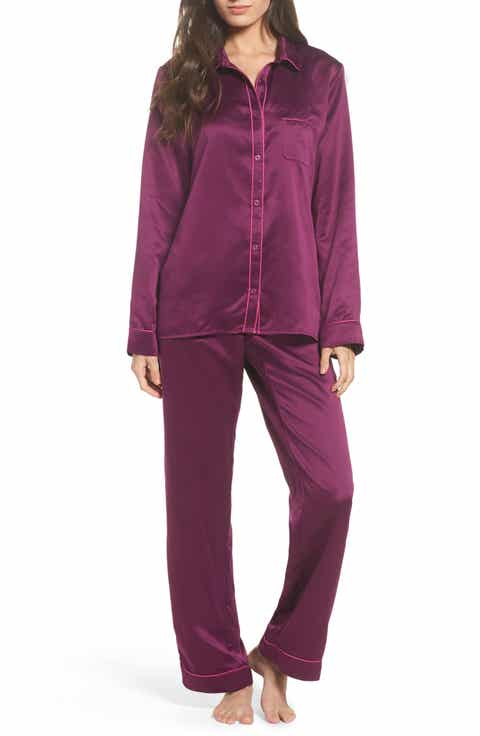 Nordstrom Lingerie Satin Pajamas Best Reviews